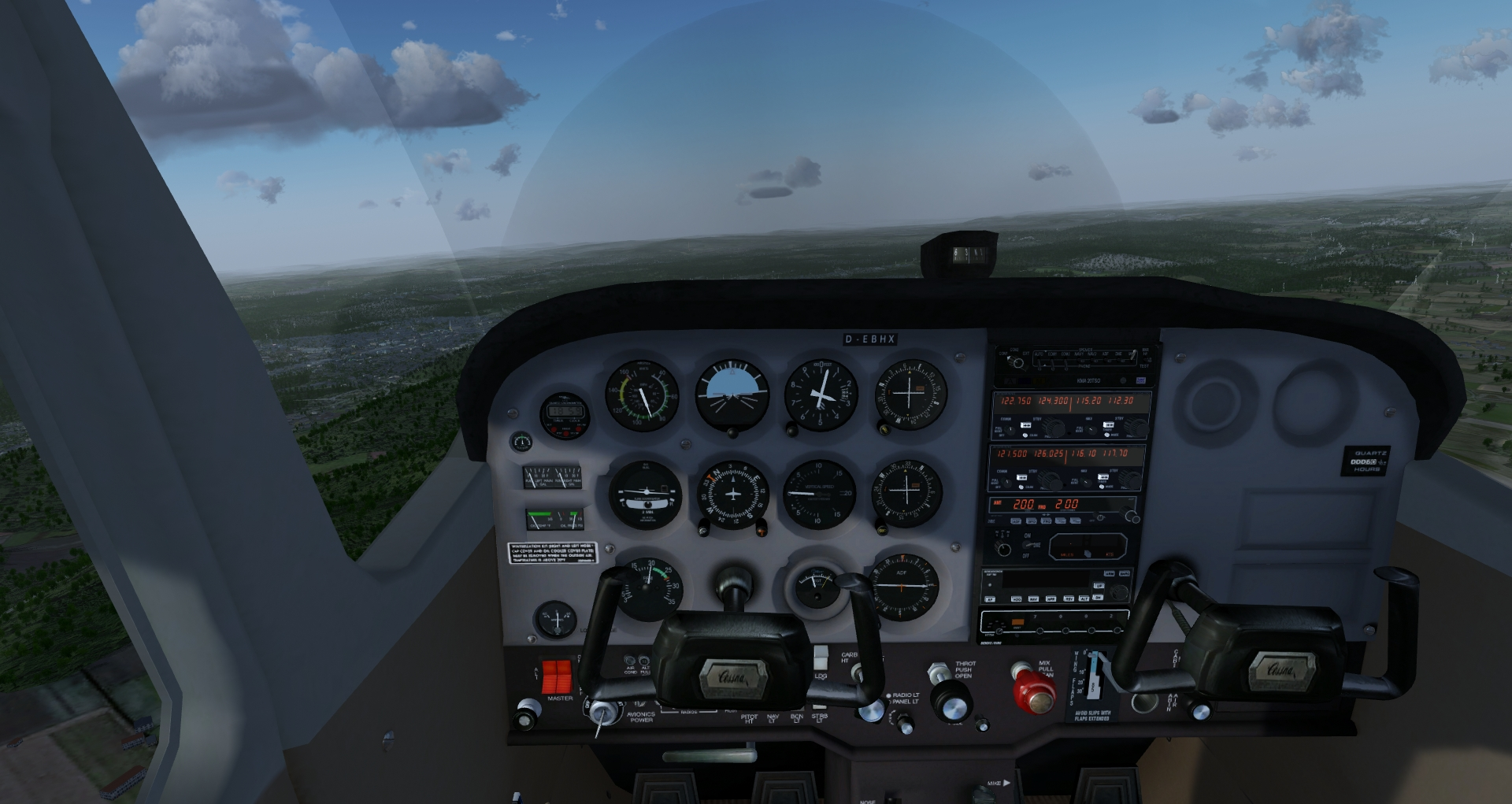 3 alternativas al Flight Simulator nativas para Linux.