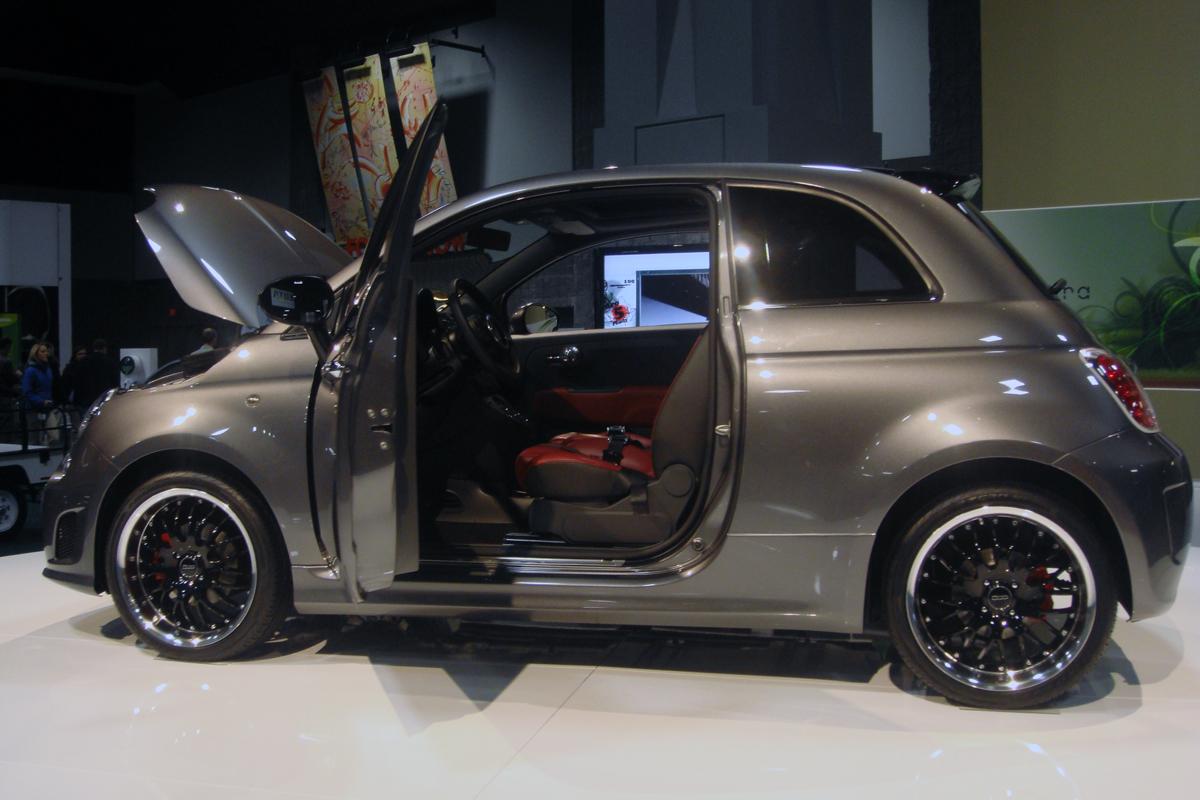 File Fiat 500 Elettra Bev Was 2010 8891 Jpg Wikimedia Commons