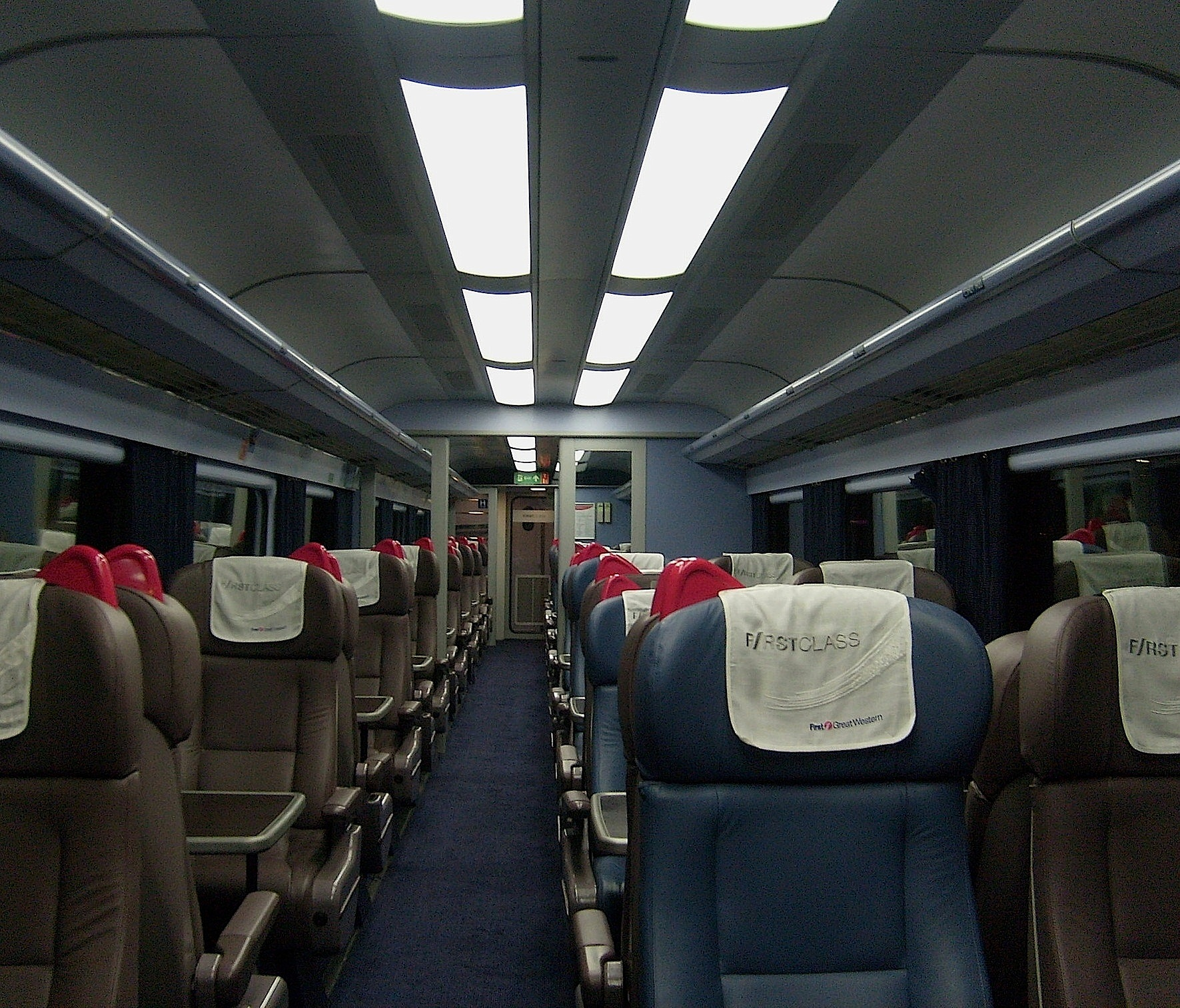 File First Great Western Refreshed Hst B2 Tf 41052