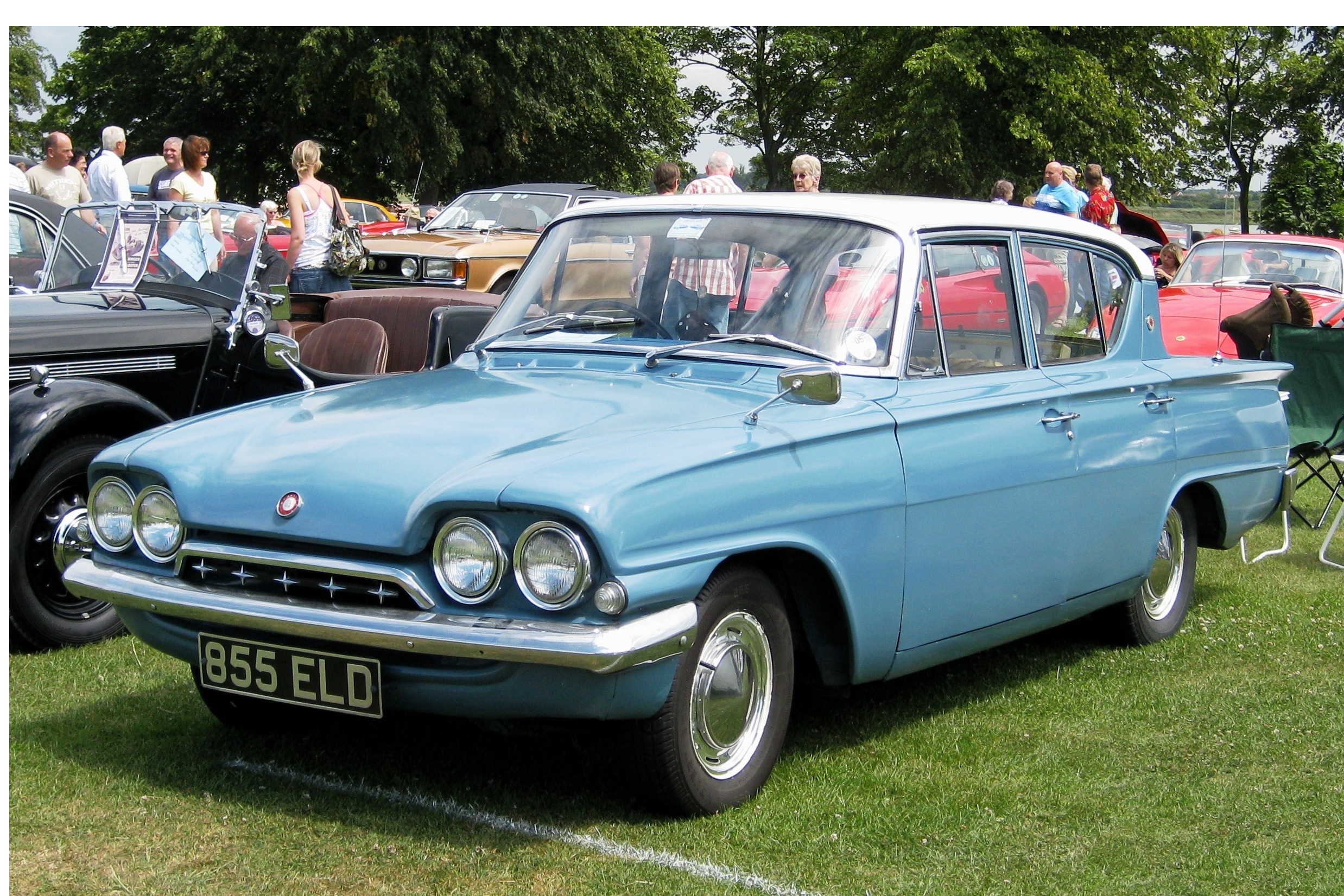 Ford Consul Classic - Wikiwand