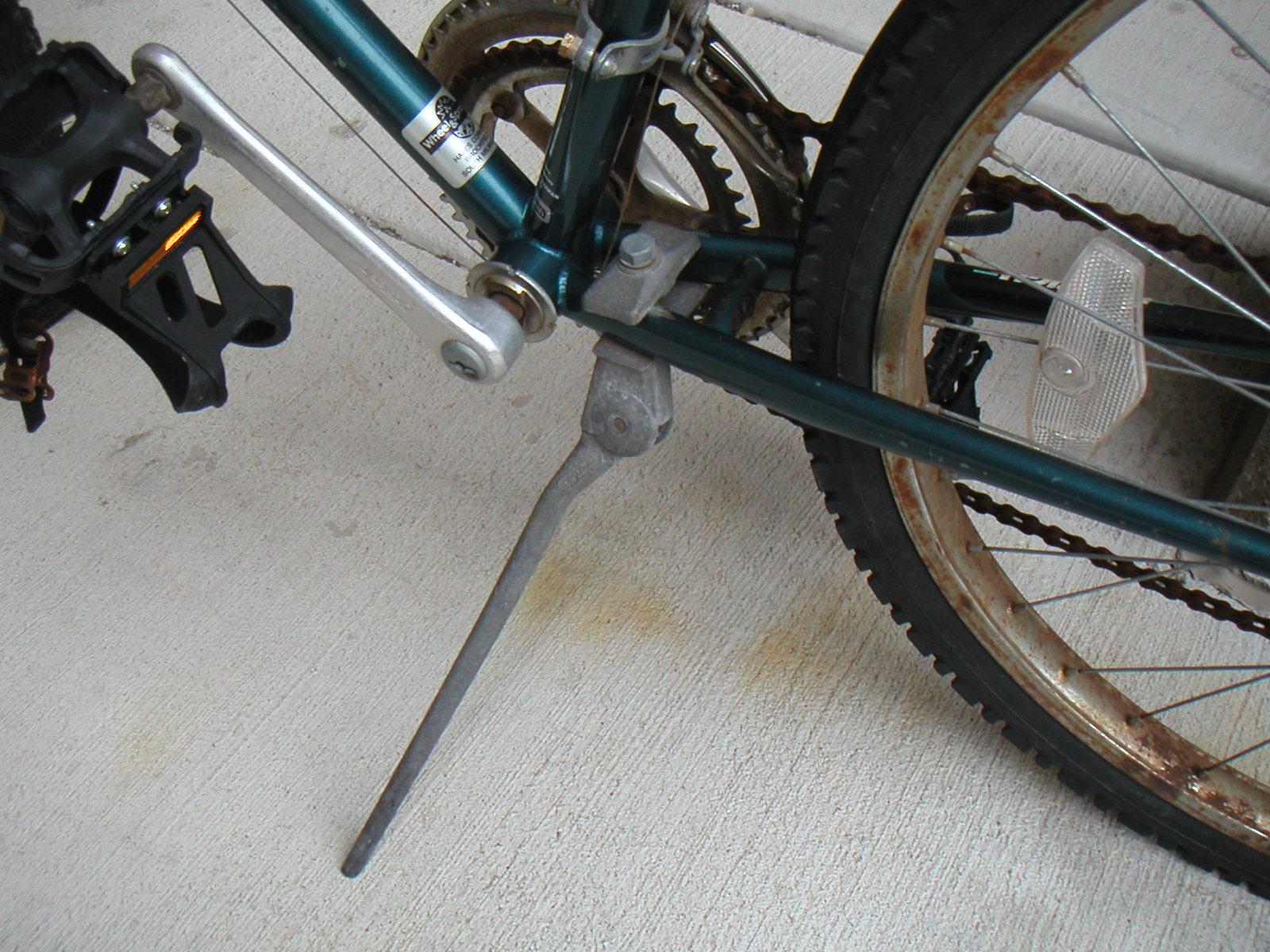 Kickstand For Bike Vulcan Kawasaki