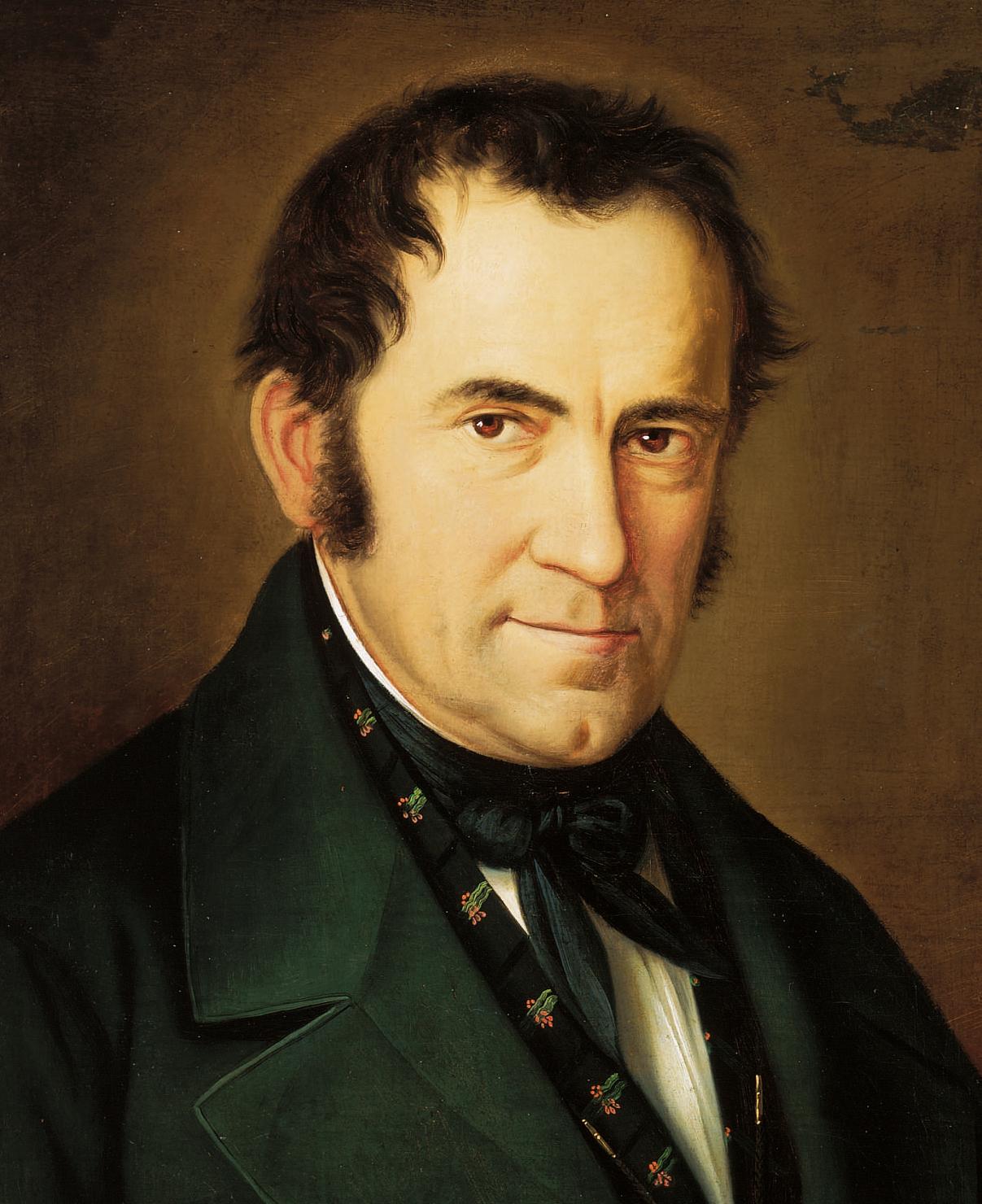 Franz Xaver Gruber.