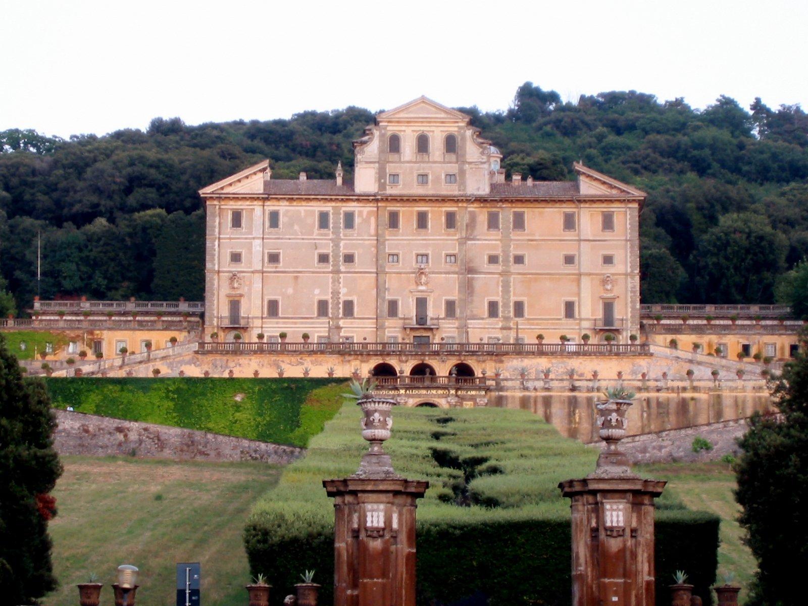 Villa Zuccari Roma