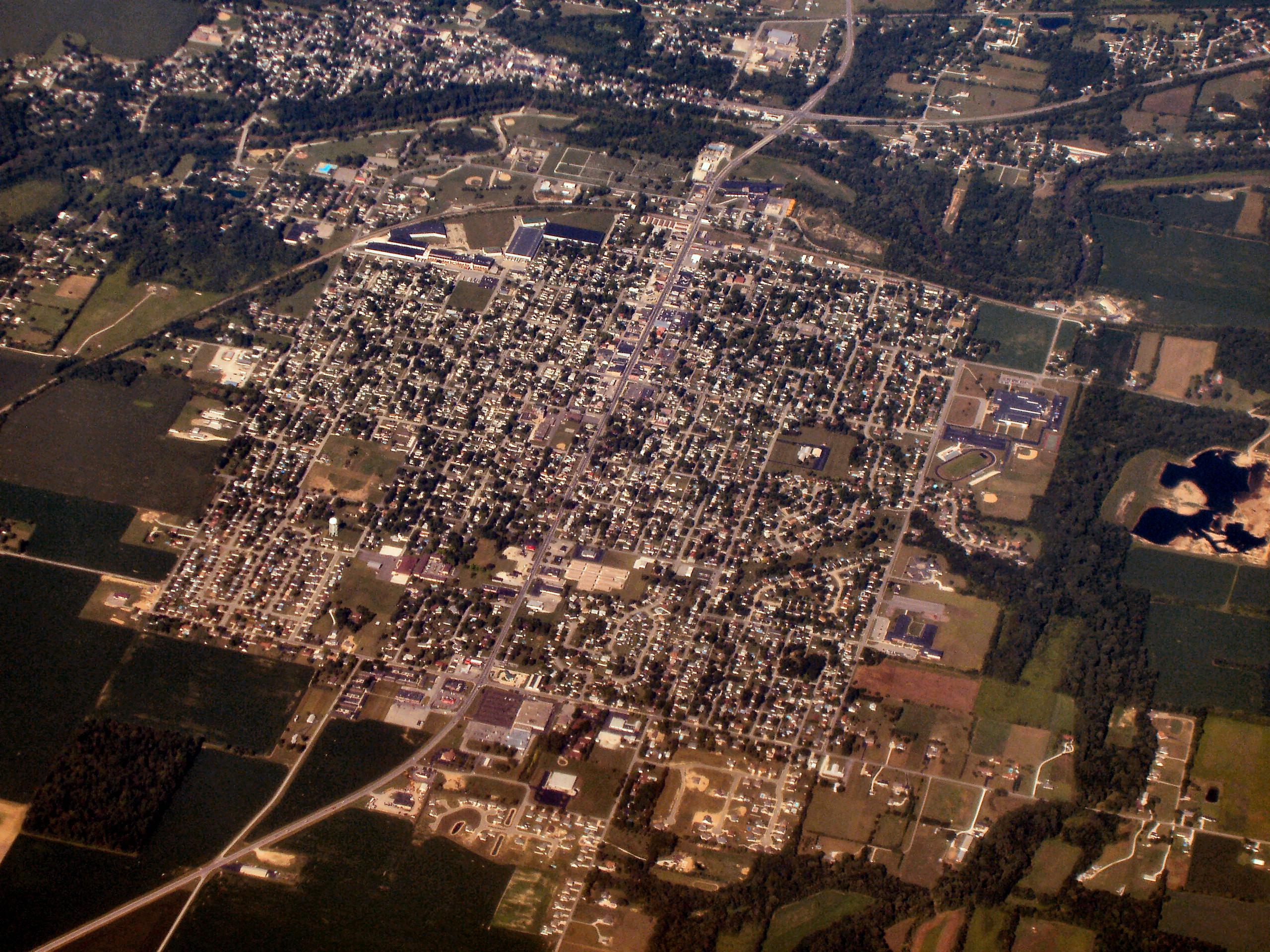 City Of Lawrenceburg Tn Zoning
