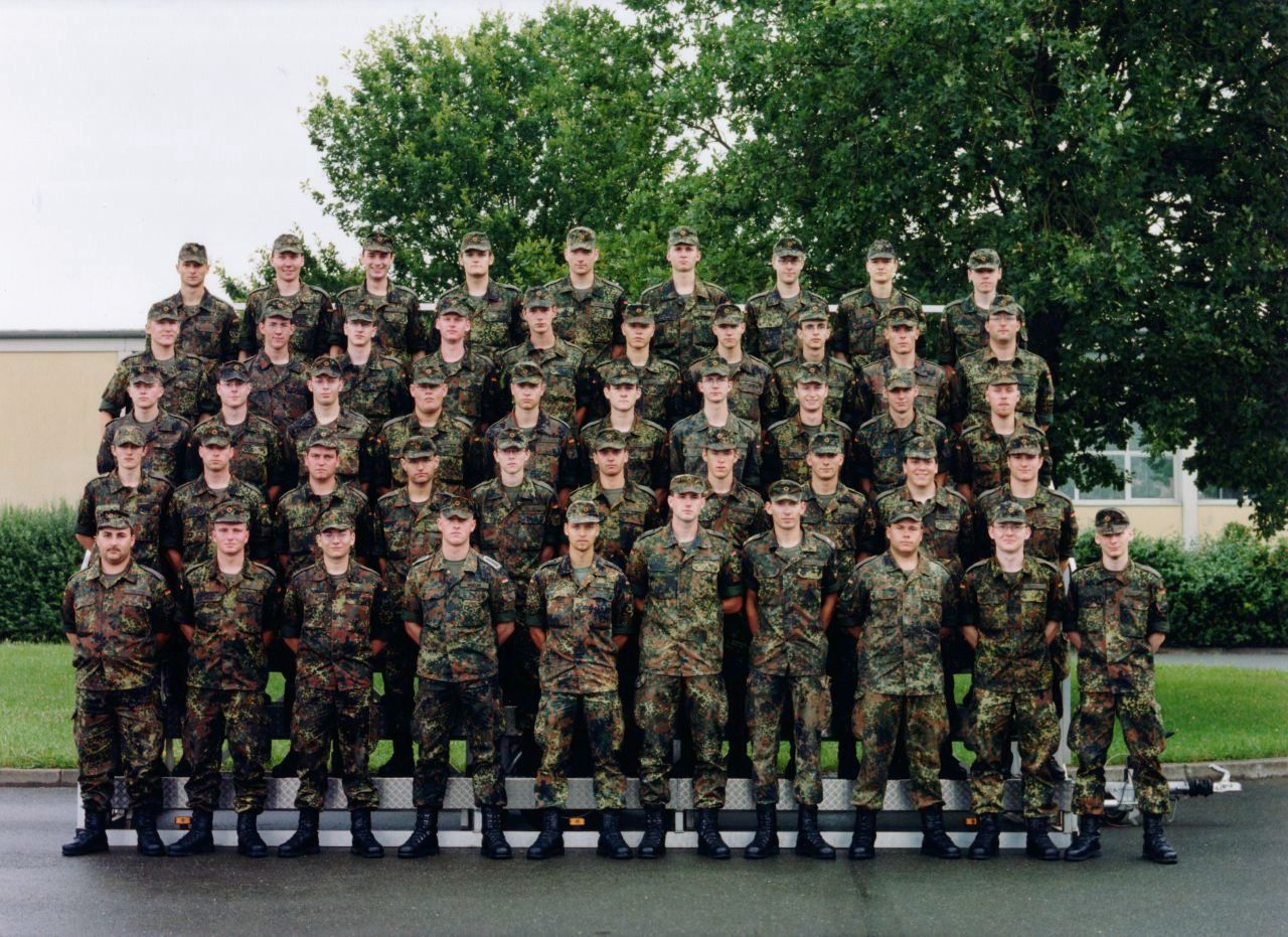 Description germany army platoon