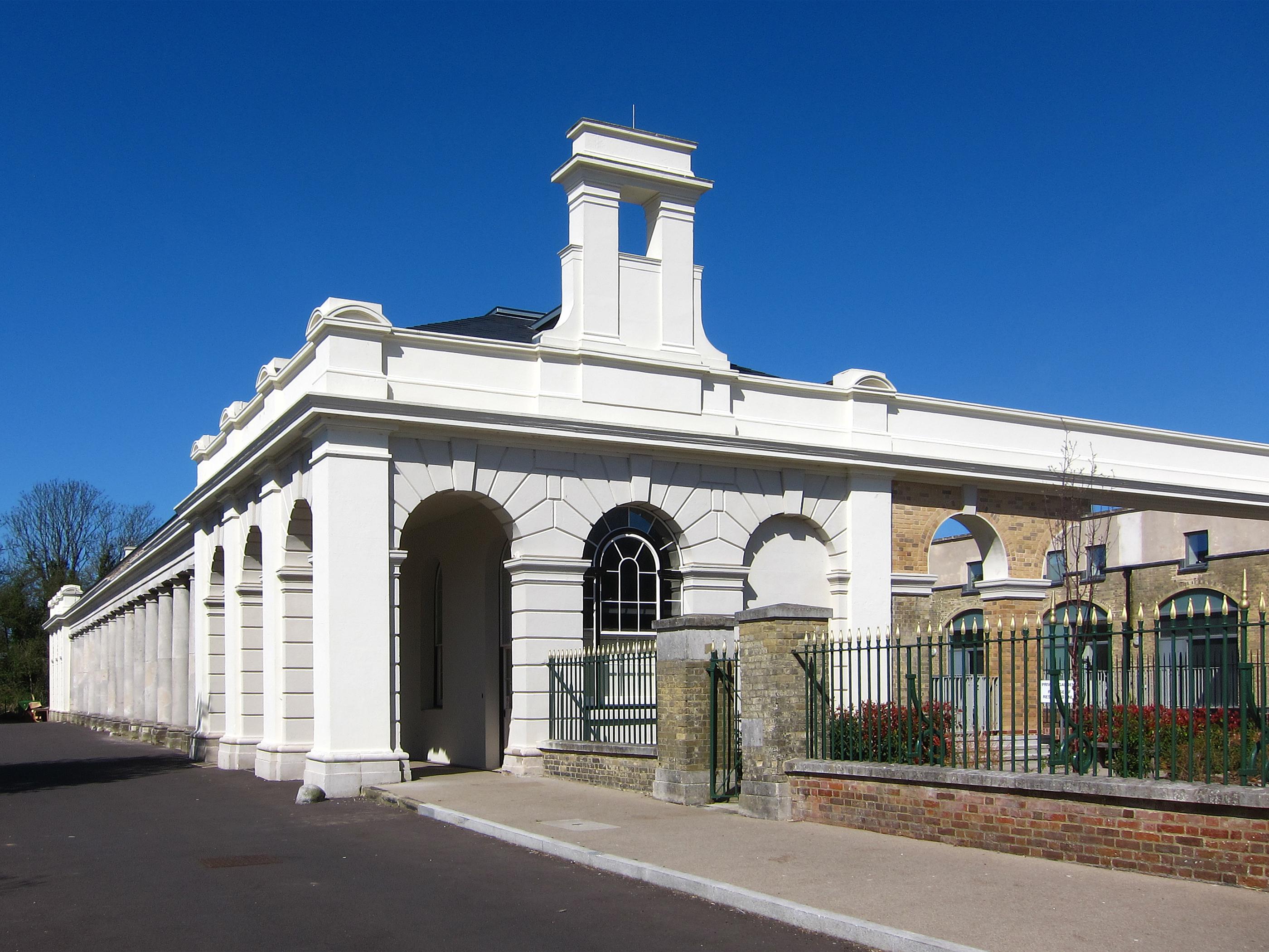 File Gosport Old Railway Station Jpg Wikimedia Commons