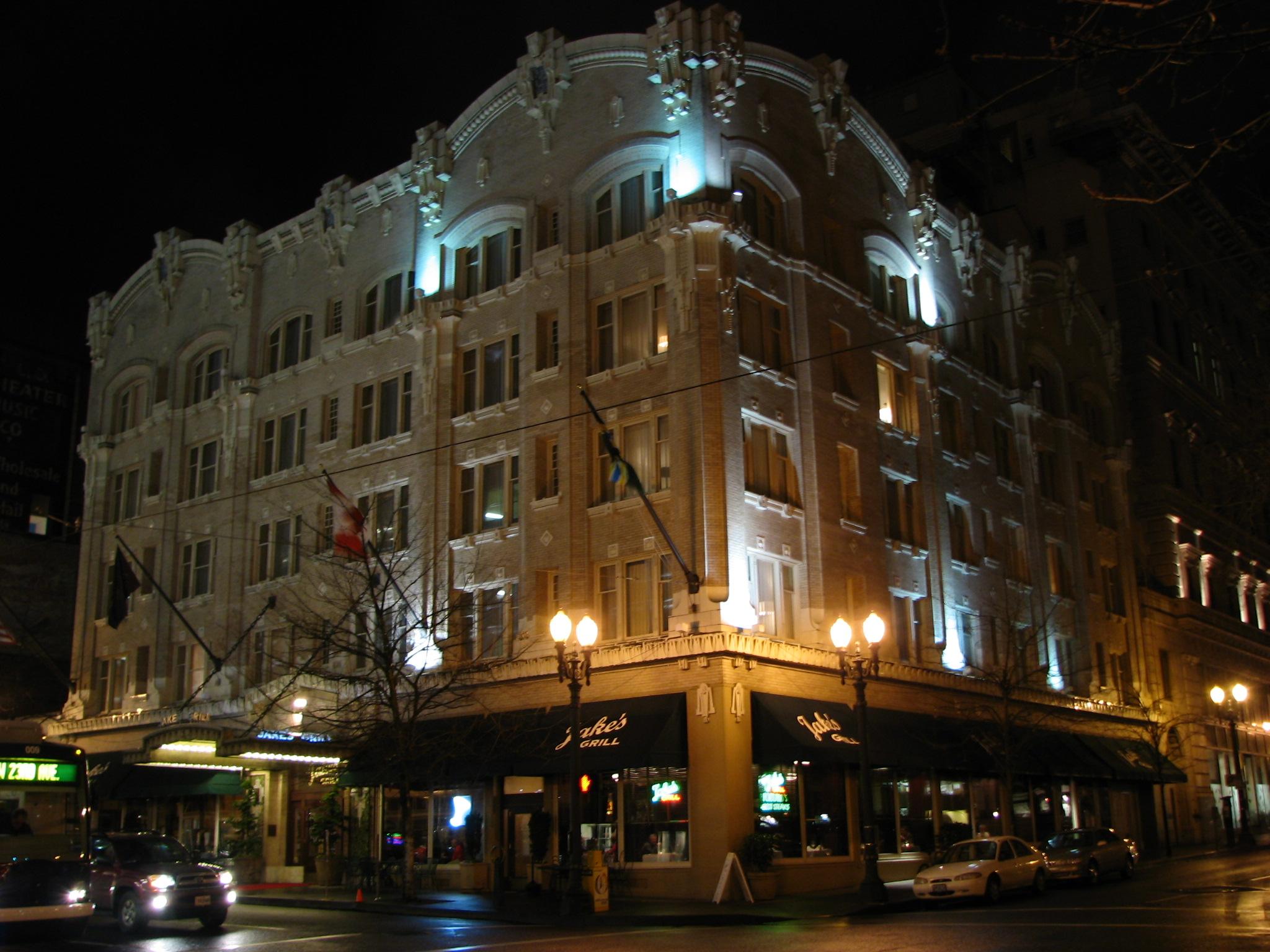 Hotels In Portland Oregon >> Seward Hotel Wikipedia