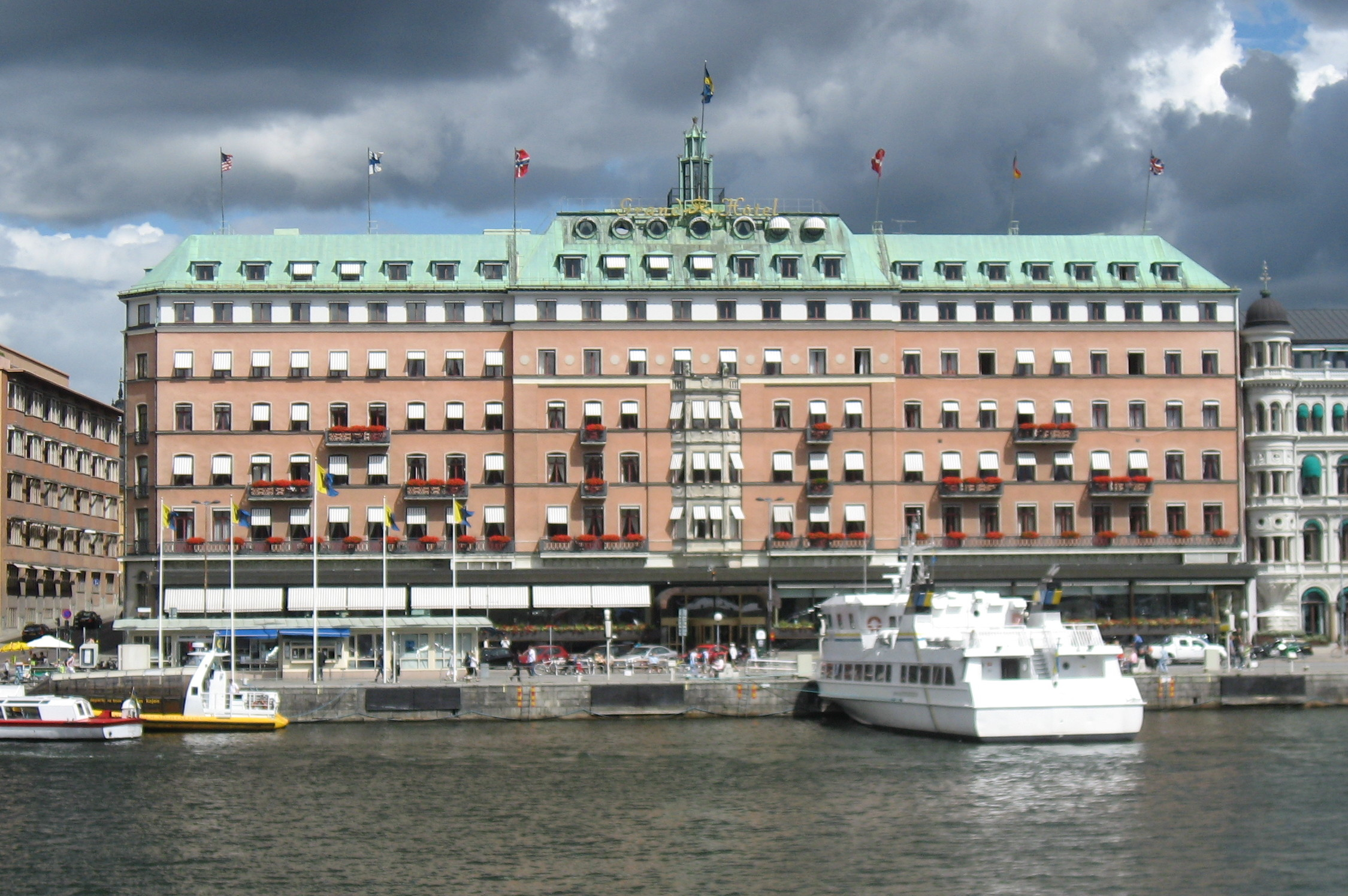 Grand Hotel Stockholm Presidential Suit