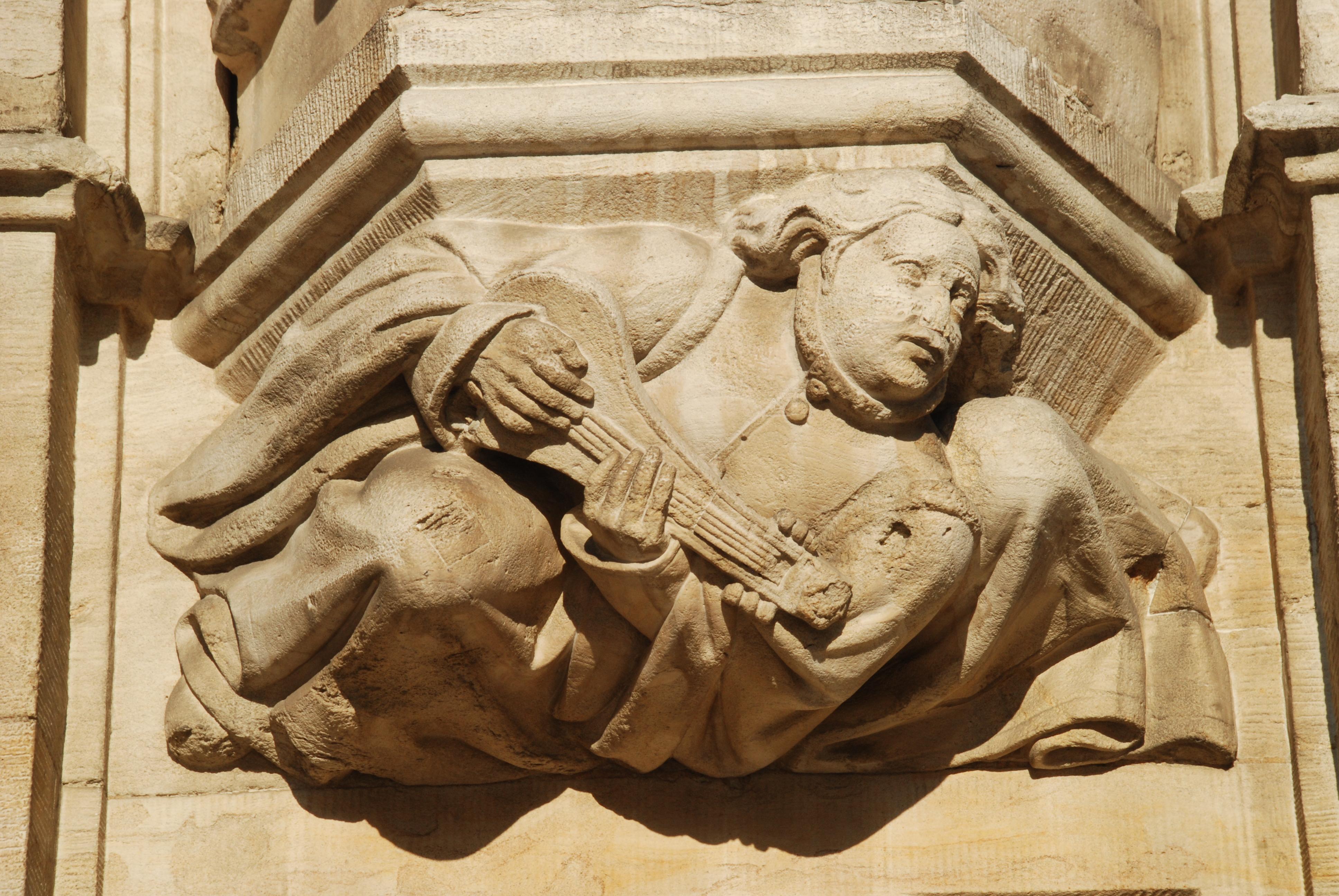 File:Hôtel de ville de Bruxelles - Cul de lampe 02.JPG