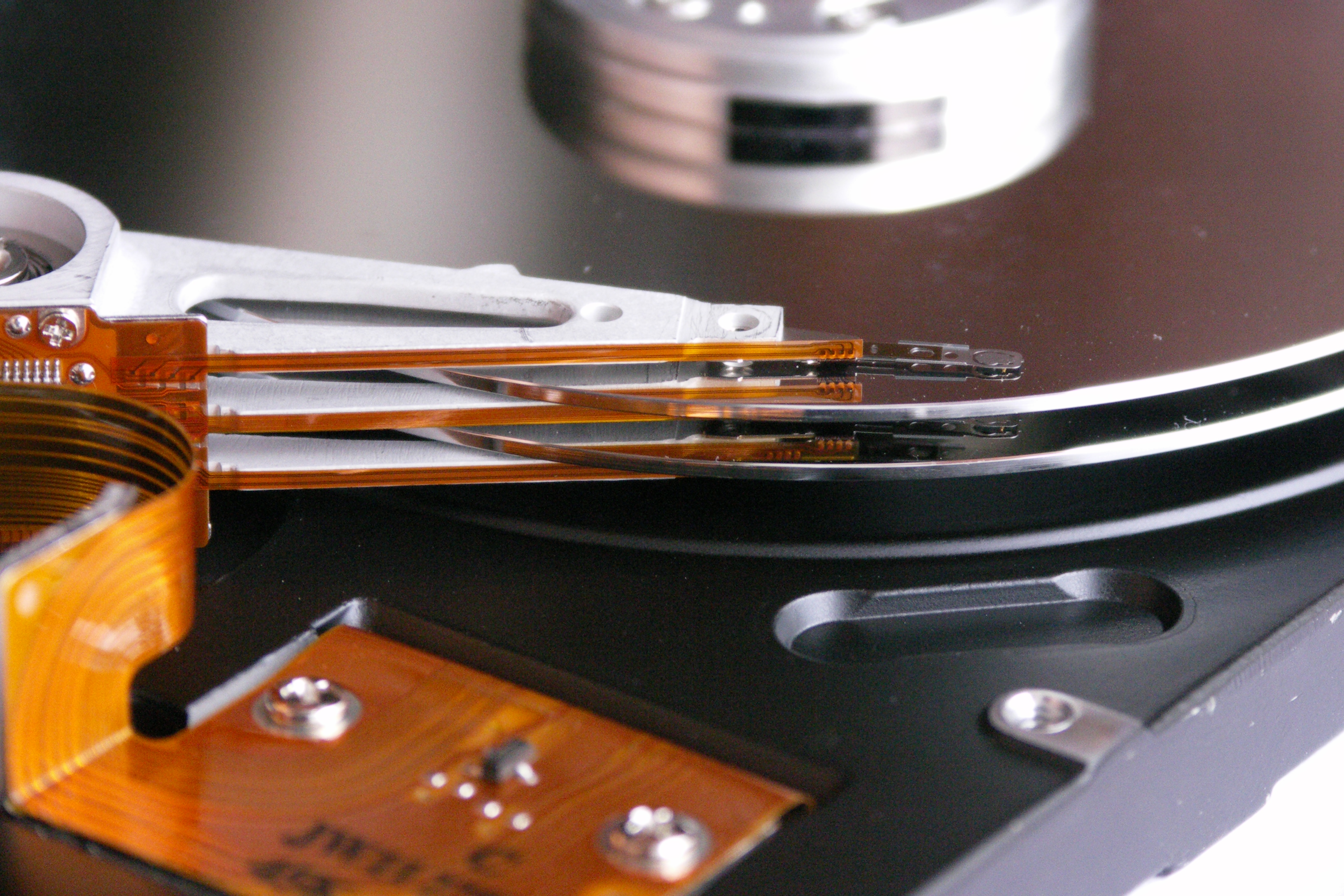 Image result for hard drive and heads images