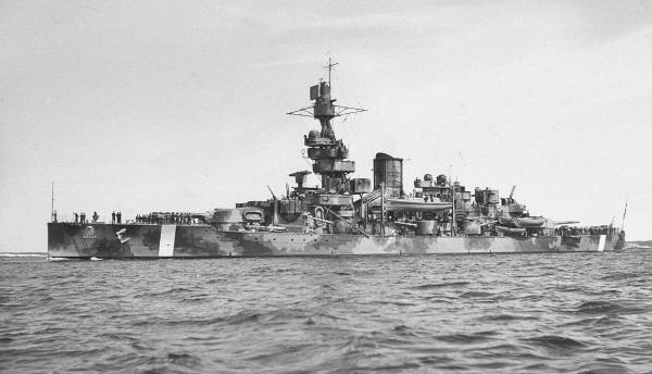 Gustaf V 1942