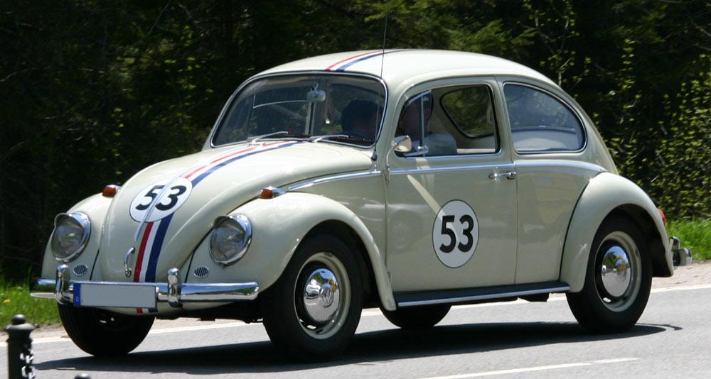 Herbie 53 - Den berömda Volkswagen Beetle