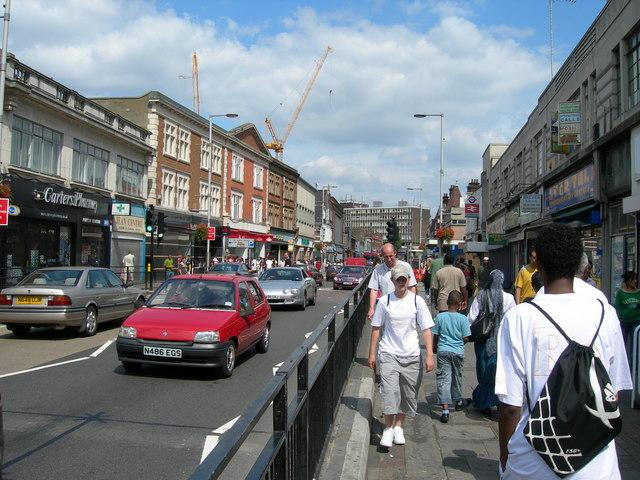 Wembley High Street Restaurants