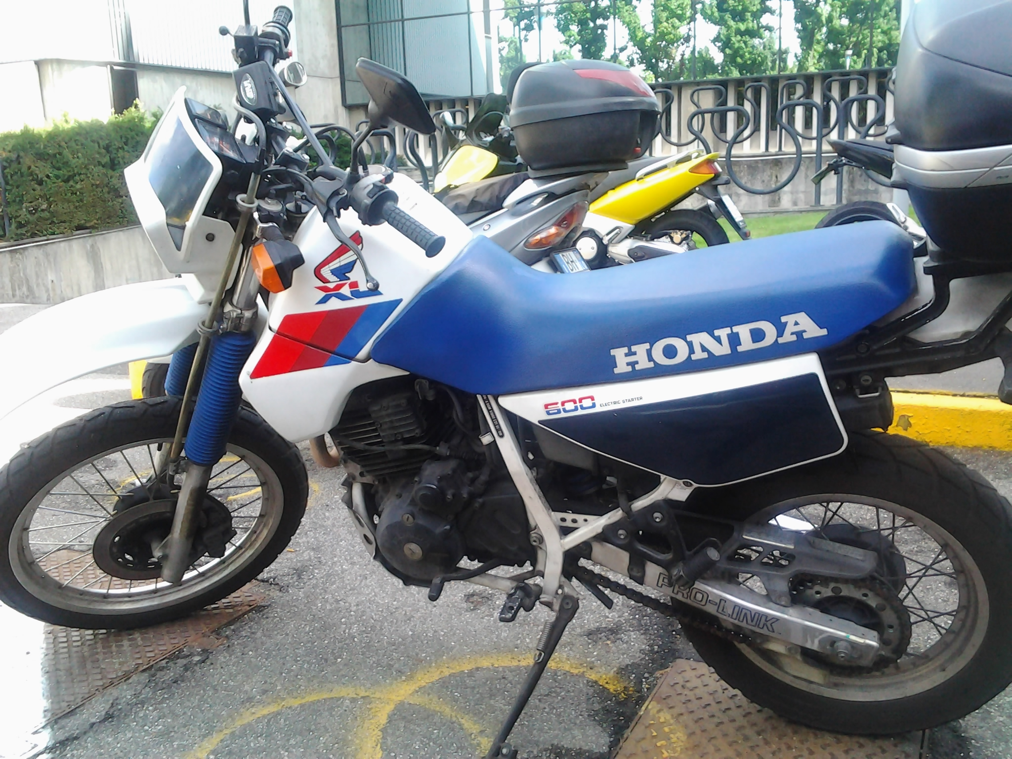 FILTRO ARIA HONDA XL LM-F 600 1985-1987