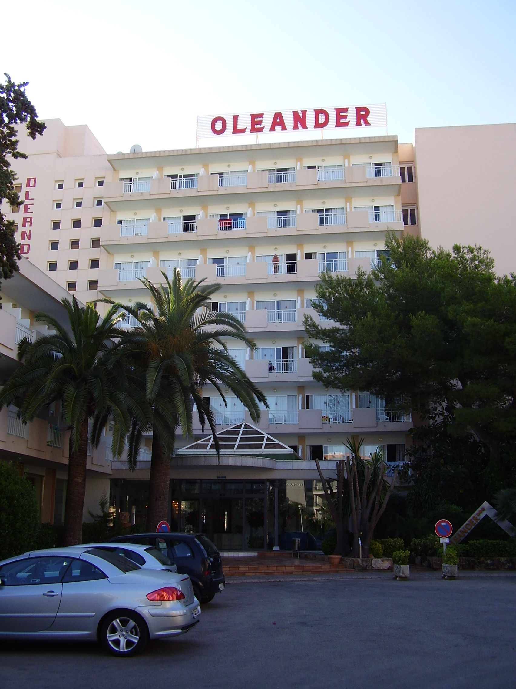 Hotel Oleander Playa De Palma Webcam