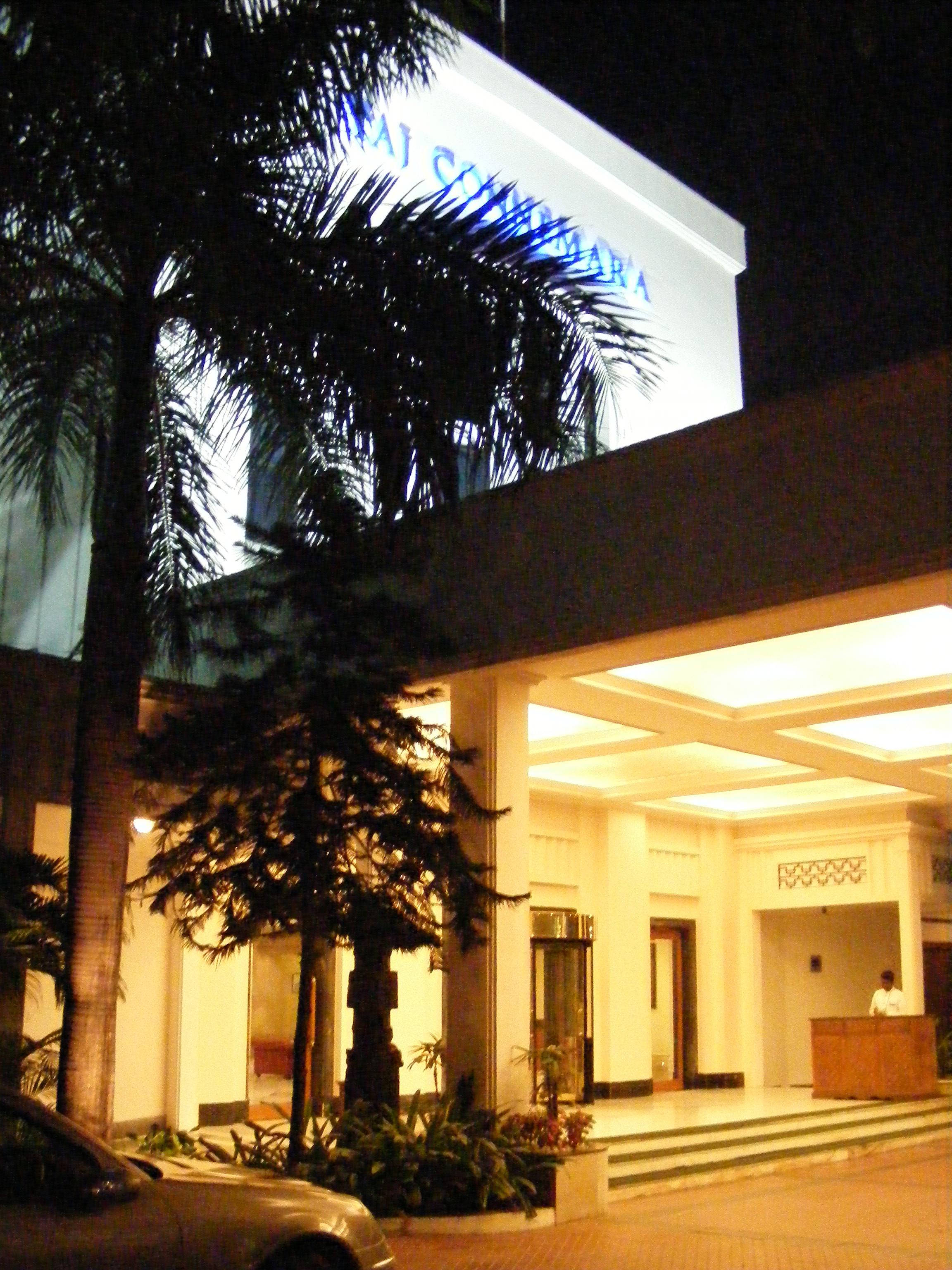 Taj Hotel Chennai Room Rates