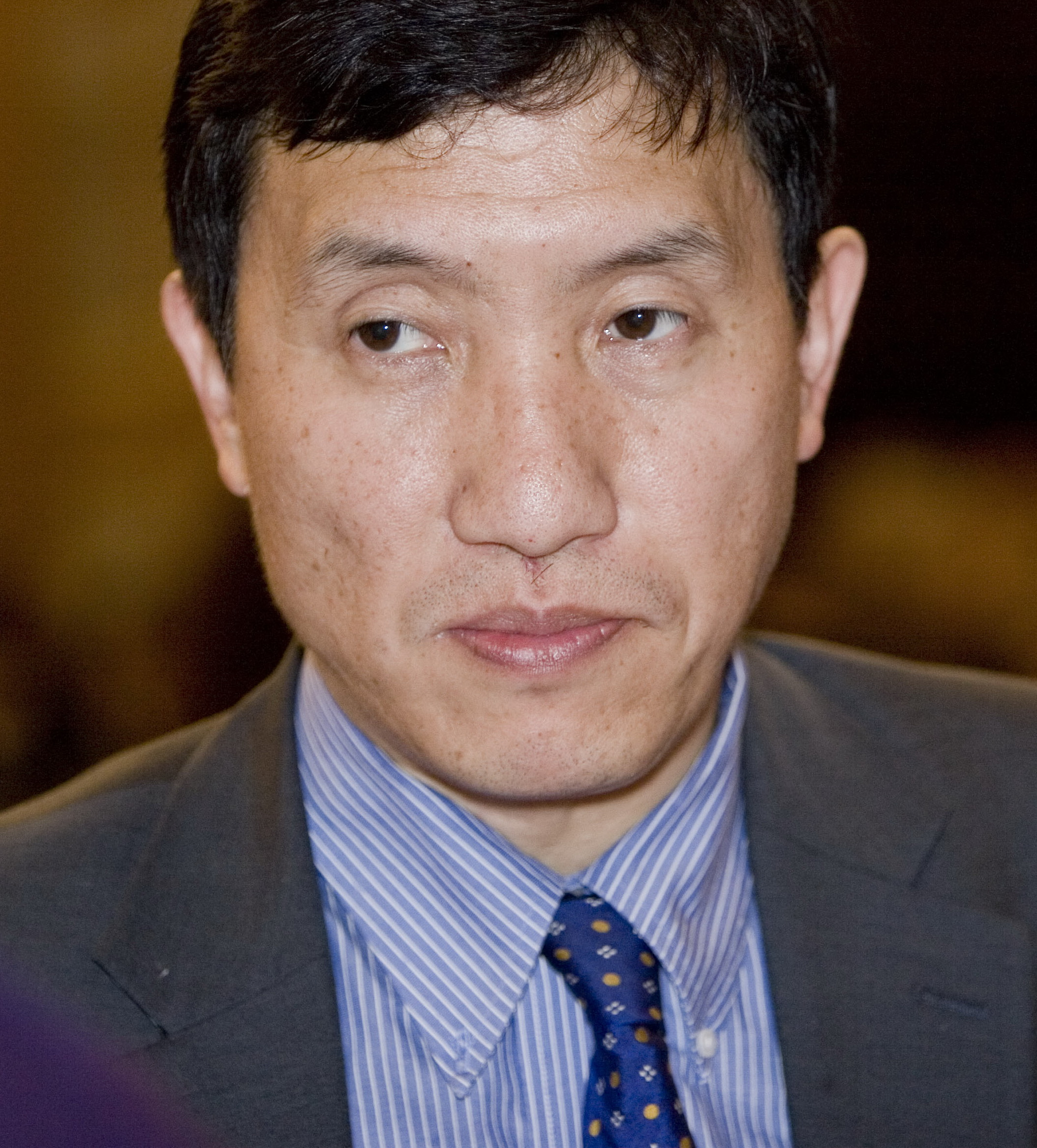 Yasheng Huang - Wikipedia