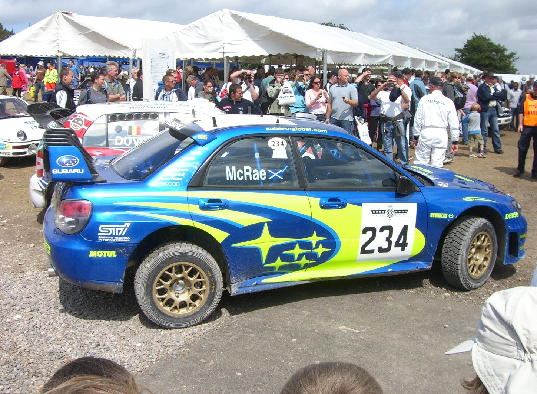 Rc Drift Italia Leggi Argomento Carbonio Subaru Impreza Wrc 2007