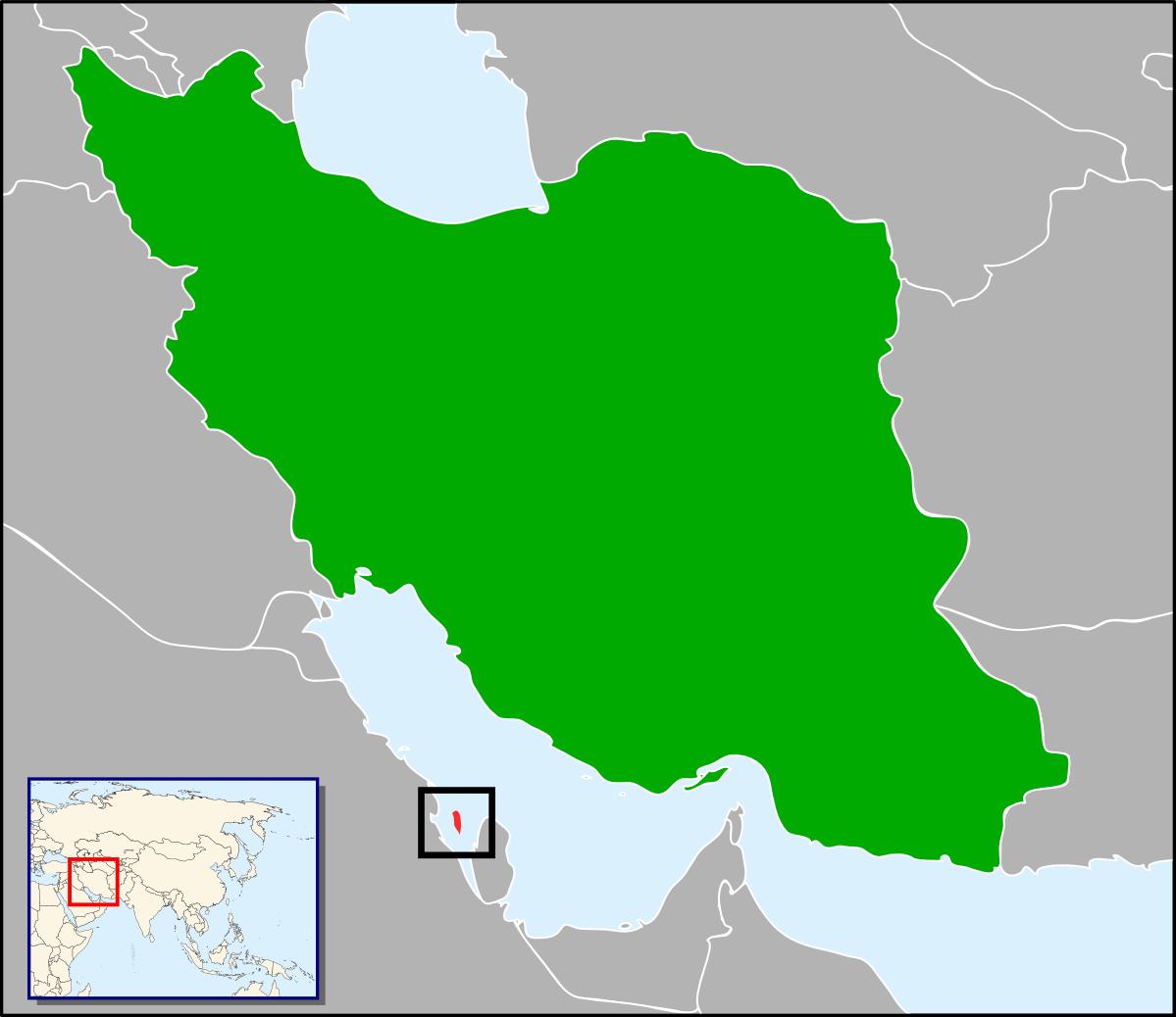 Bahrain Iran Relations Wikipedia