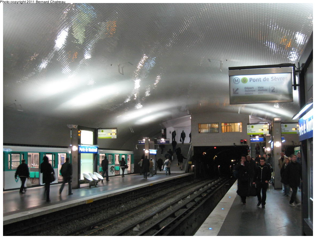 Porte de Montreuil (stanice metra v Paříži)