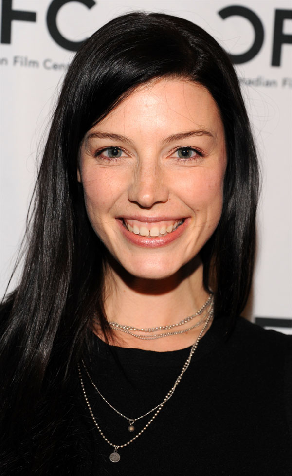 Celebrity Jaw Analysis! Jessica Pare From Mad Men?