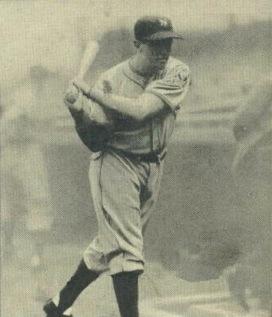 Ken ODea American baseball player