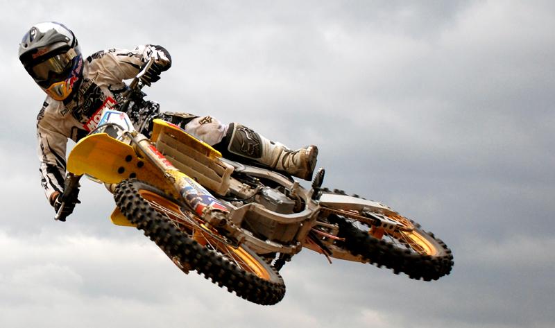 Ken Roczen Motocross Jump