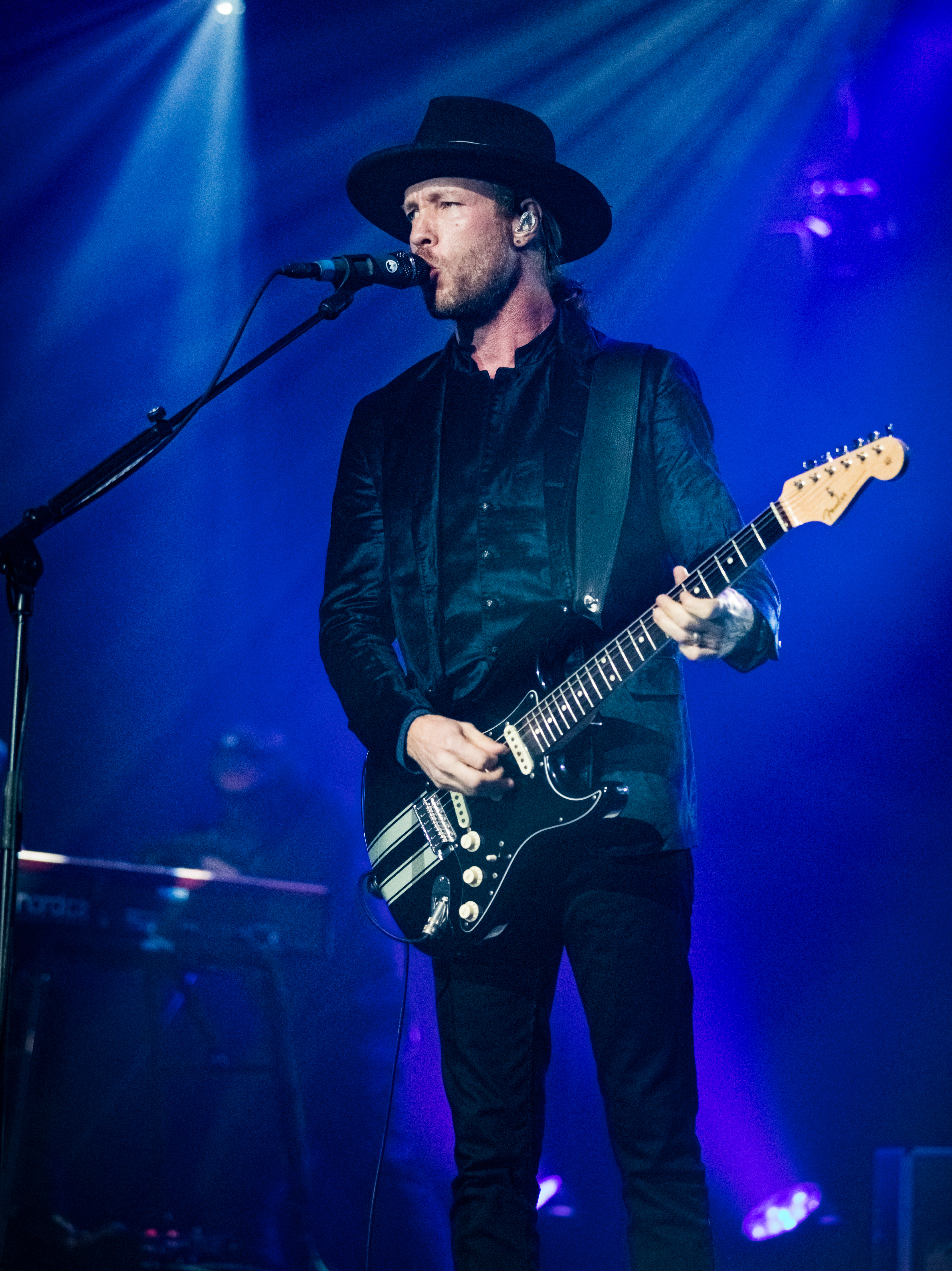 Picture of a band or musician: Kenny Wayne Shepherd