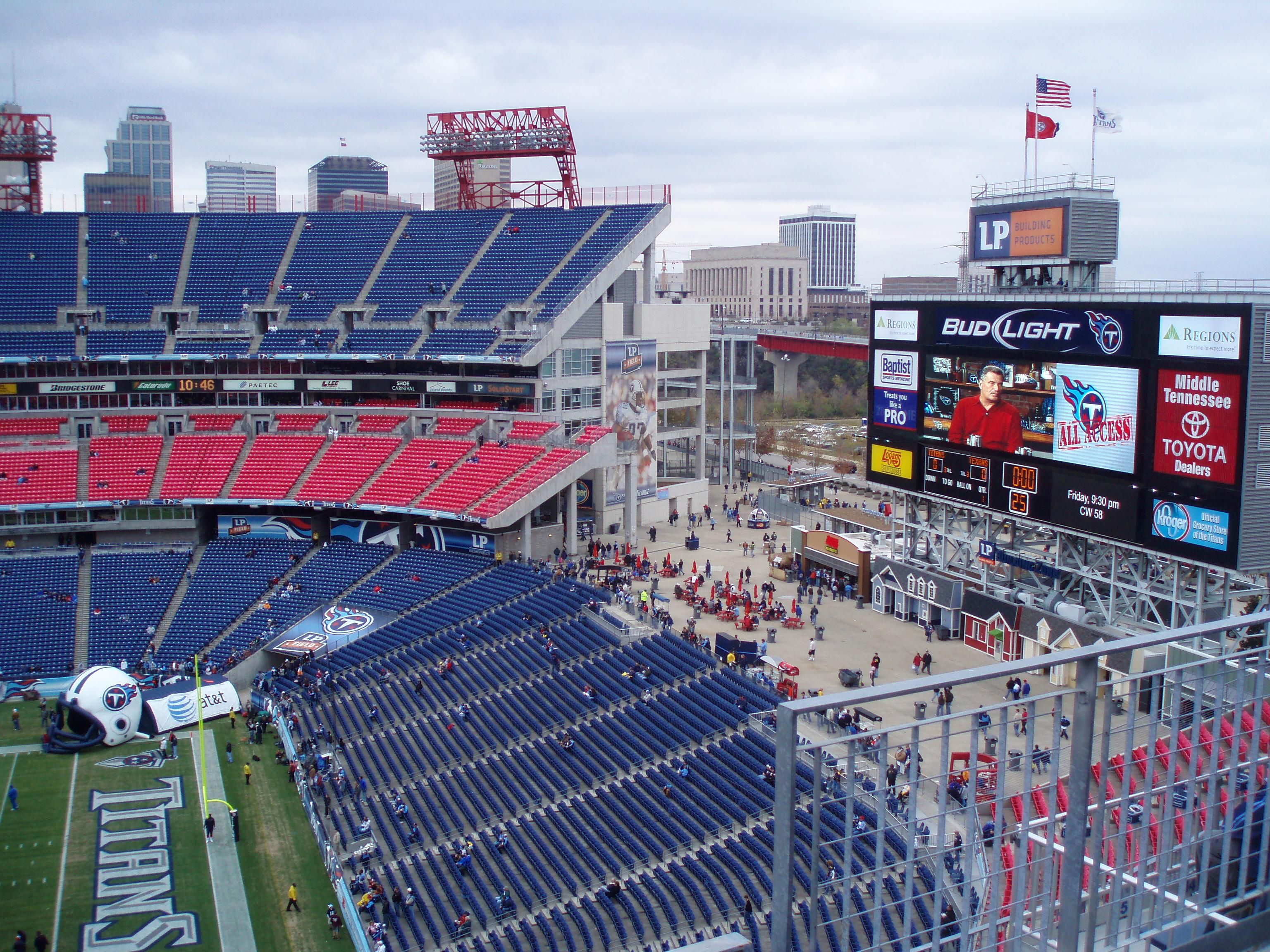 File Lp Field Nashville Jpg Wikimedia Commons