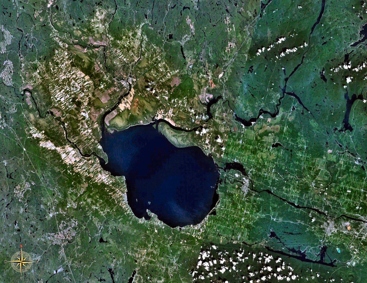 Сен-Жан (озеро)