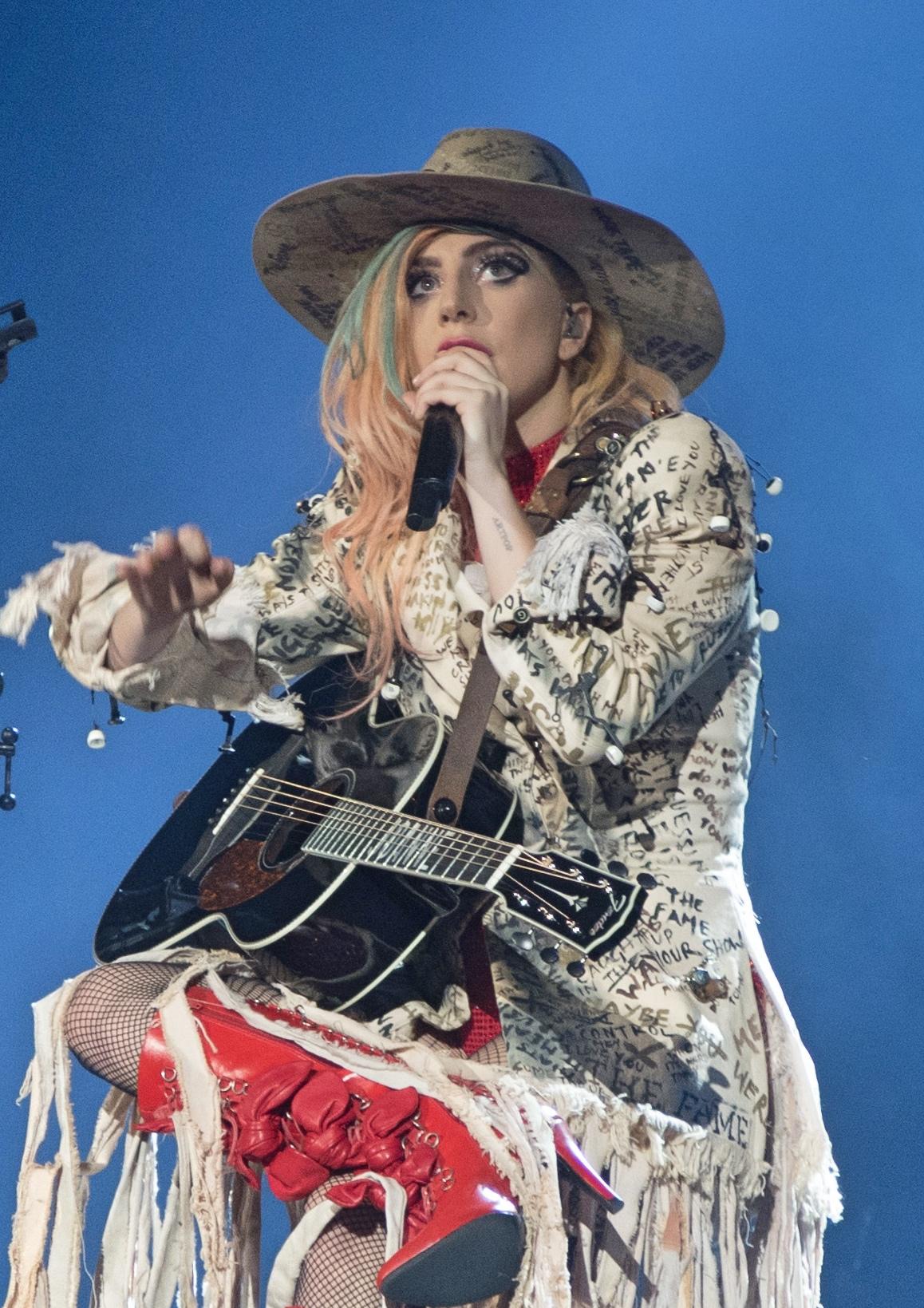 Lady Gaga Alben
