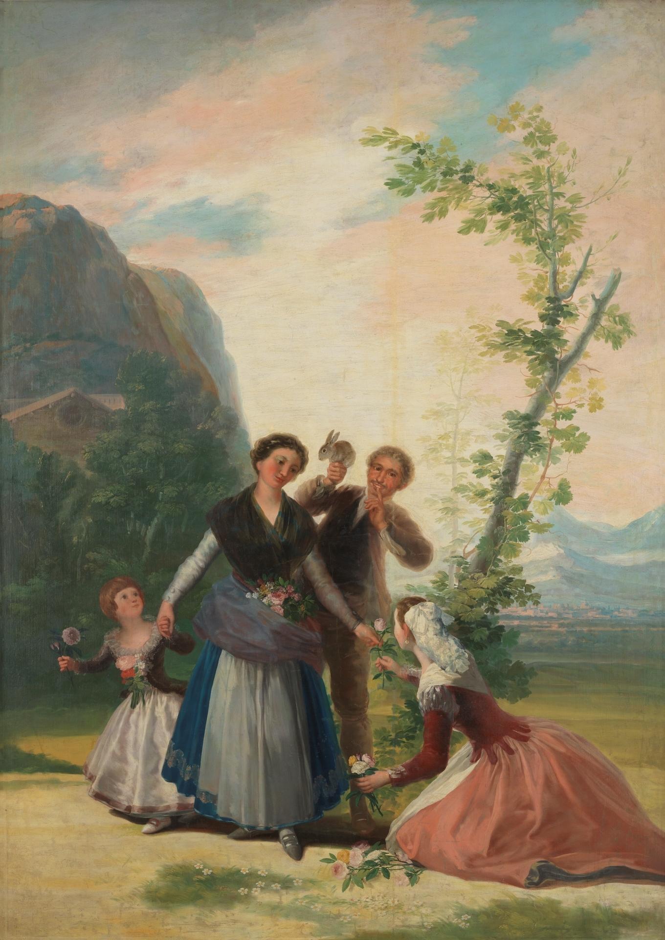 Xviiie Goya Francisco De En Directo Del Aula C104