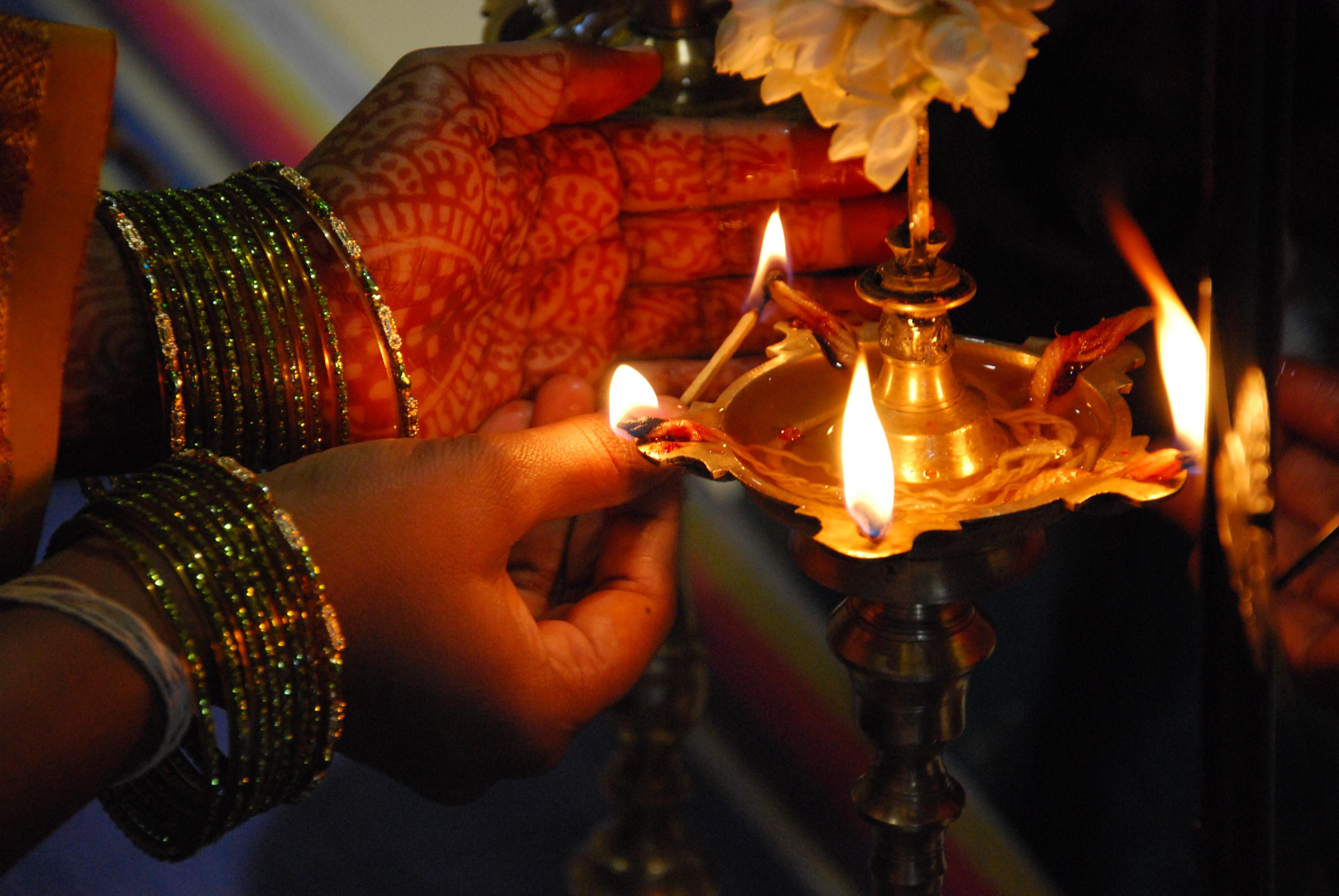 File:Lighting-a-lamp.jpg - Wikimedia Commons for Lamp Lighting Ceremony  588gtk