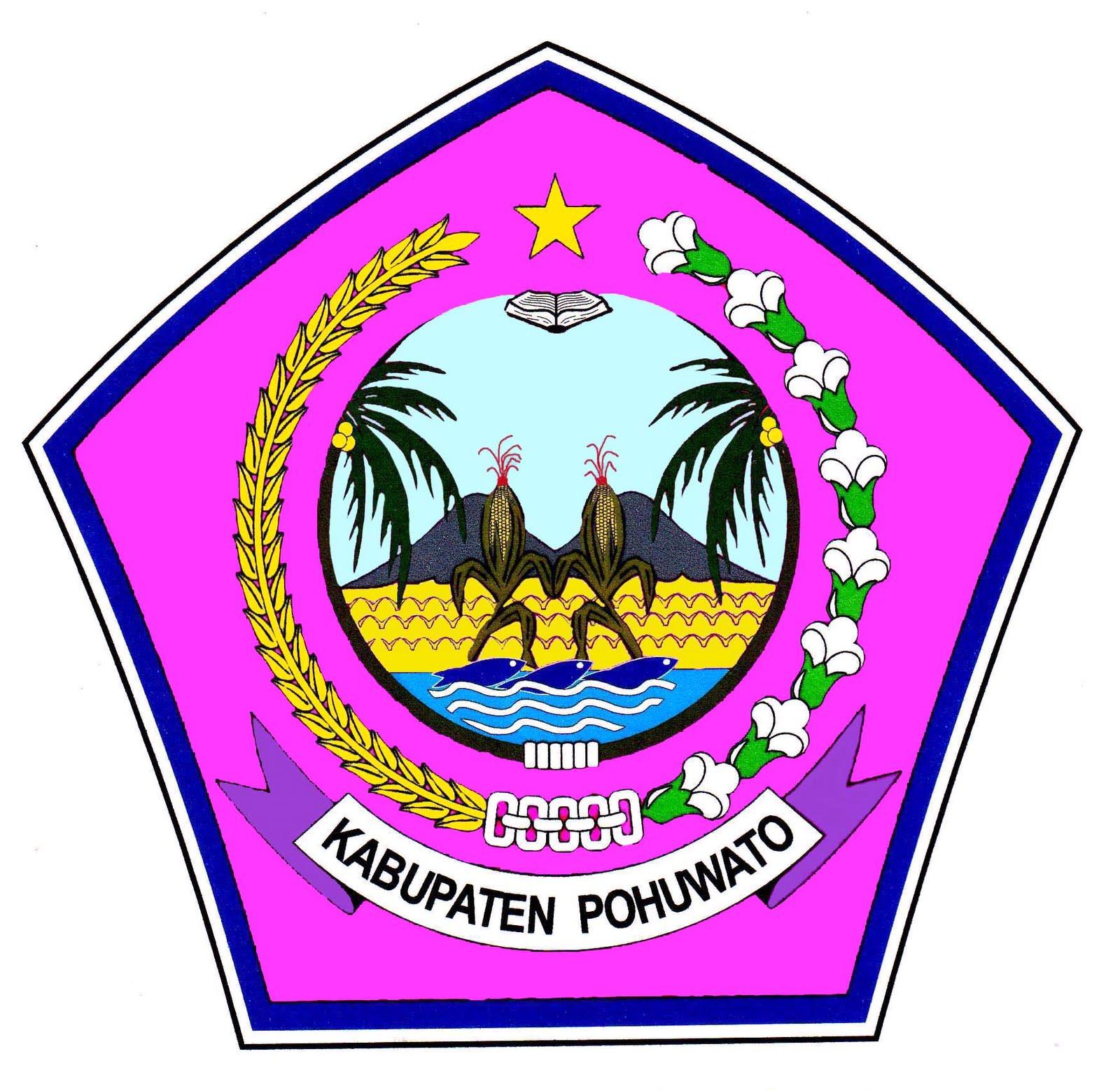 LAMBANG kabupaten Pohuwato