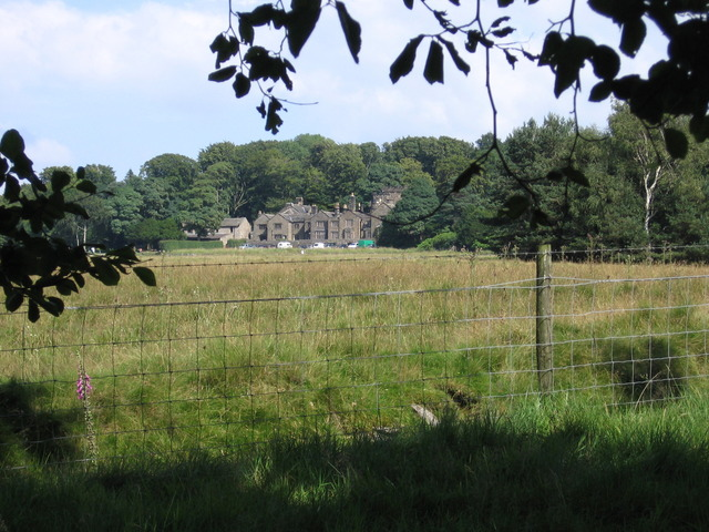 Longshaw Lodge - geograph.org.uk - 951156