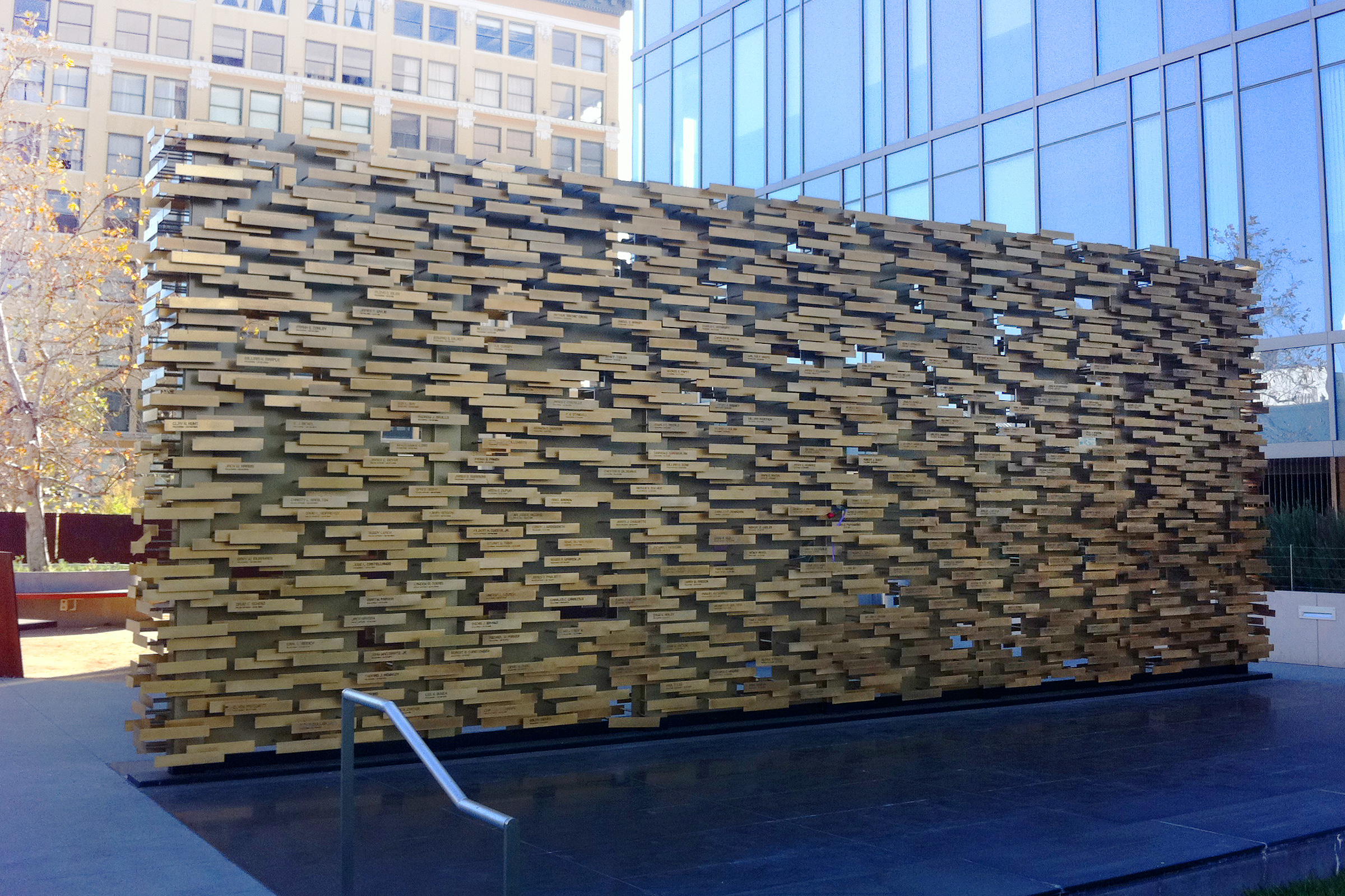 Los Angeles Police Department Memorial for Fallen Officers