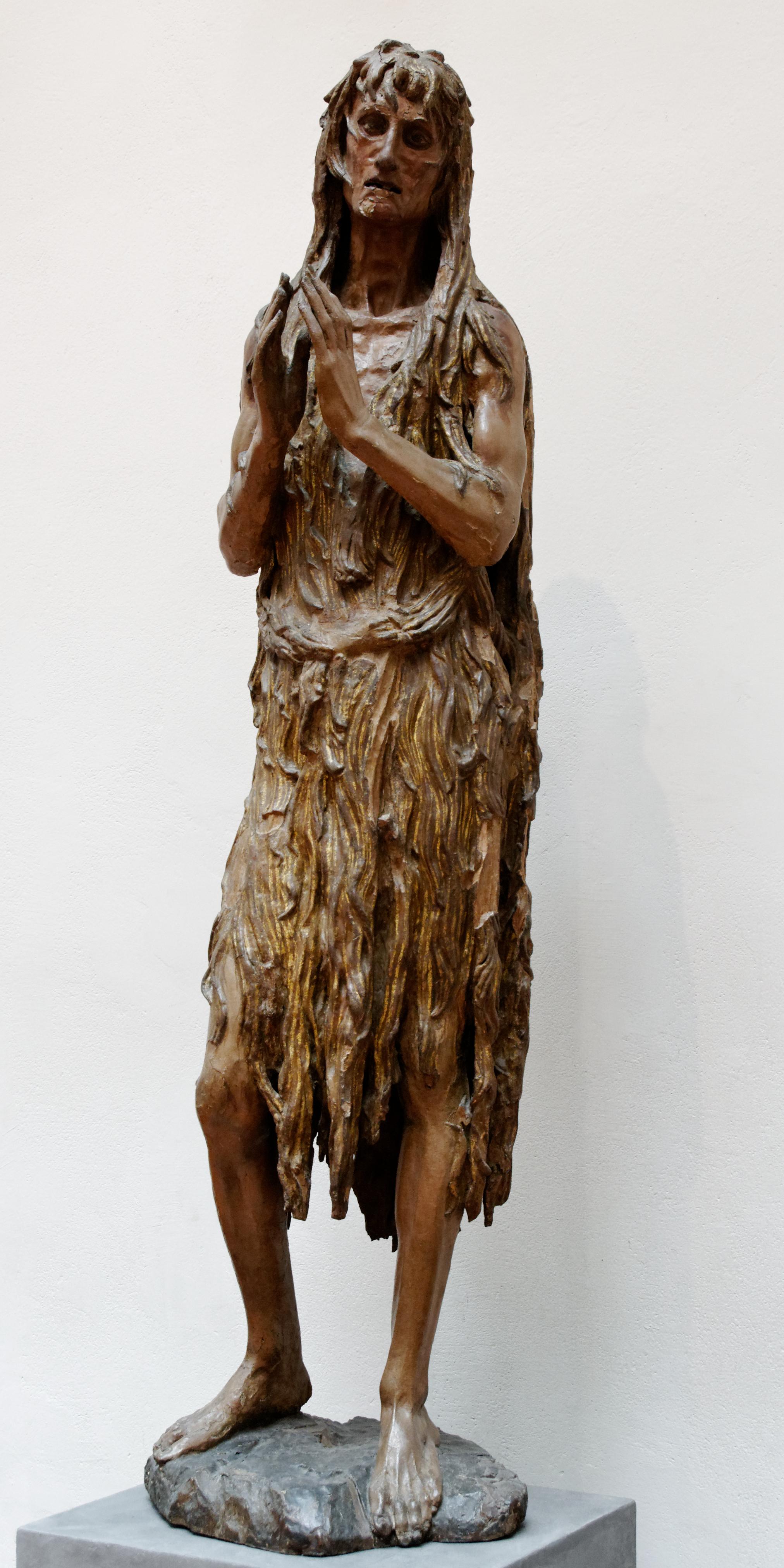 File Maddalena di Donatello Opera Duomo Florence n01 jpgDonatello Mary Magdalene