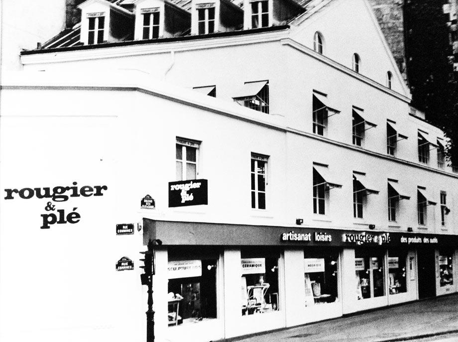 Rougier pl wikip dia - Magasin de loisir creatif paris ...