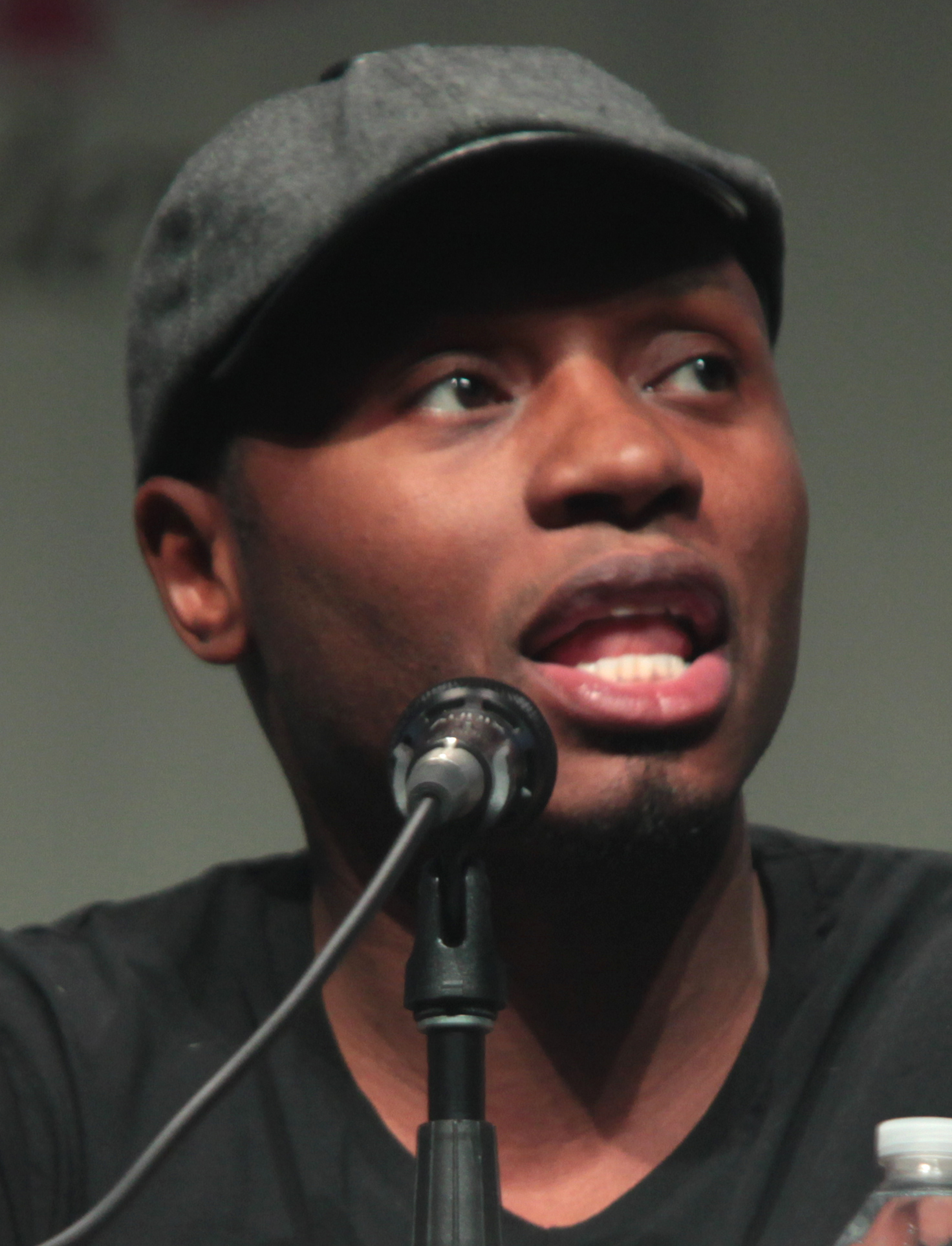 The 39-year old son of father (?) and mother(?) Malcolm Goodwin in 2018 photo. Malcolm Goodwin earned a  million dollar salary - leaving the net worth at 4 million in 2018