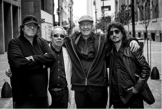 Patan vidal, Chino Sanz, Javier Martínez, Zorro Salinas