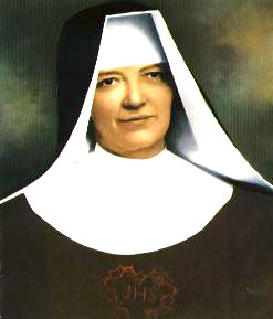 Maria Teresa of St. Joseph Catholic nun
