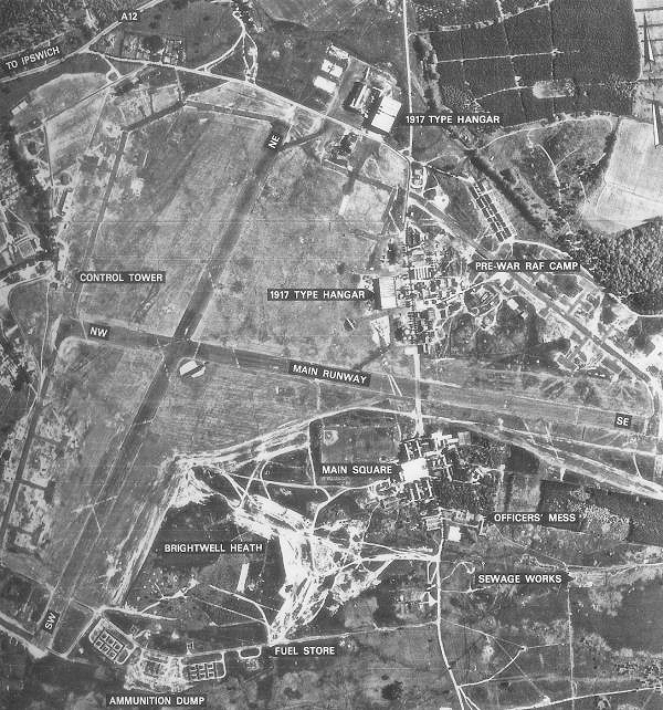 RAF Martlesham Heath - Wikipedia