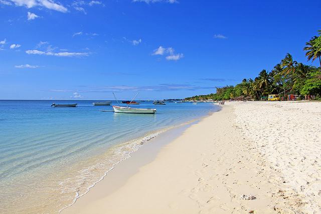 Beach, Mauritius
