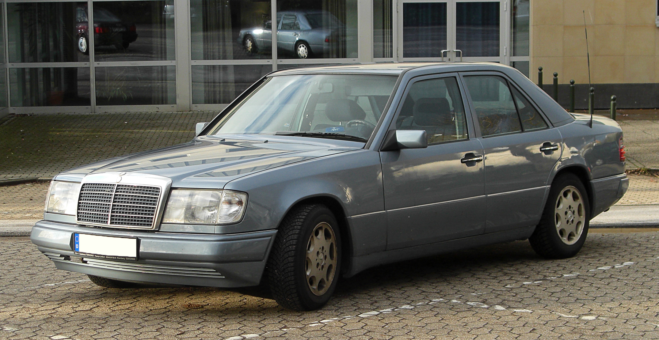 File Mercedes Benz 300 D Turbo 4matic W 124 Facelift