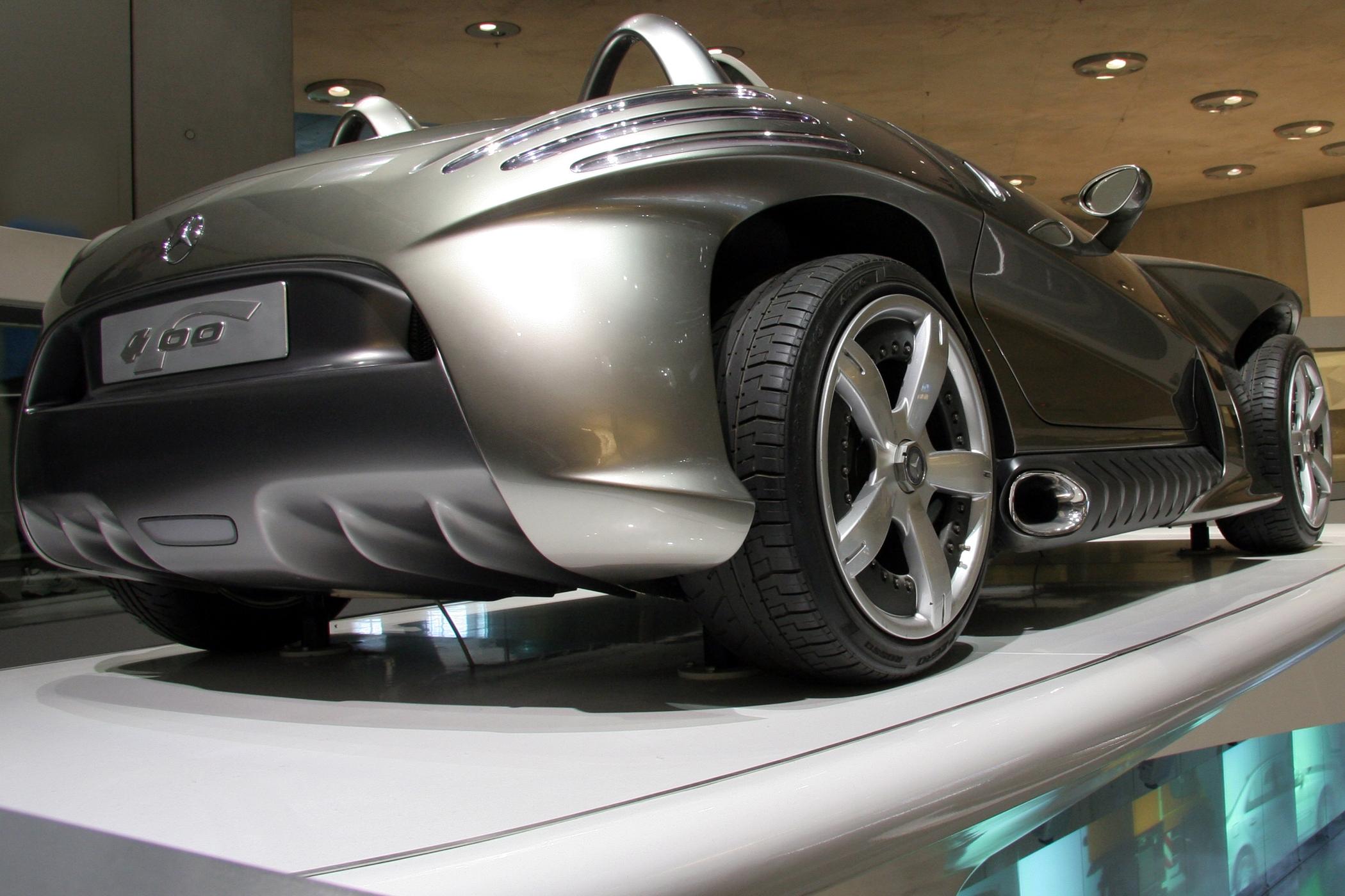 Mercedes benz f400 carving for Mercedes benz sensotronic brake control sbc