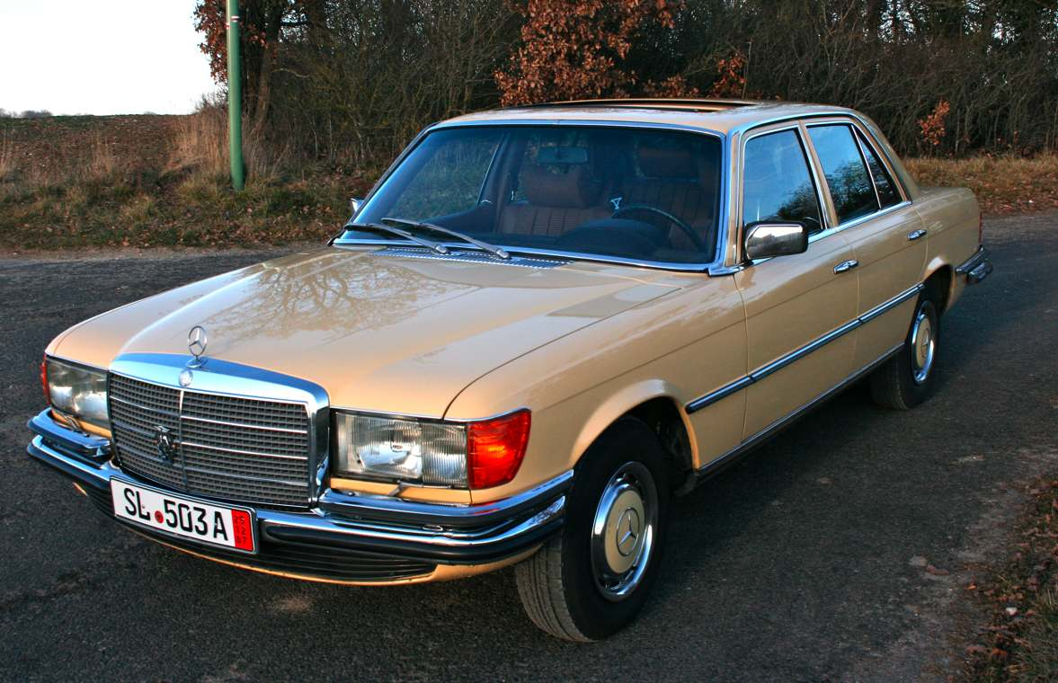 Mercedes W  Handbuch