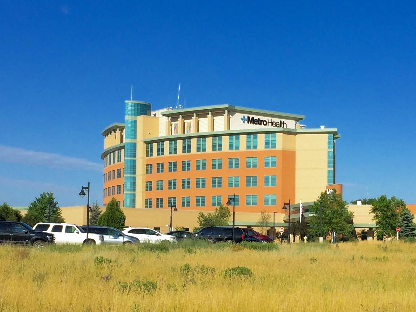 Metro Health Hospital - Wikipedia