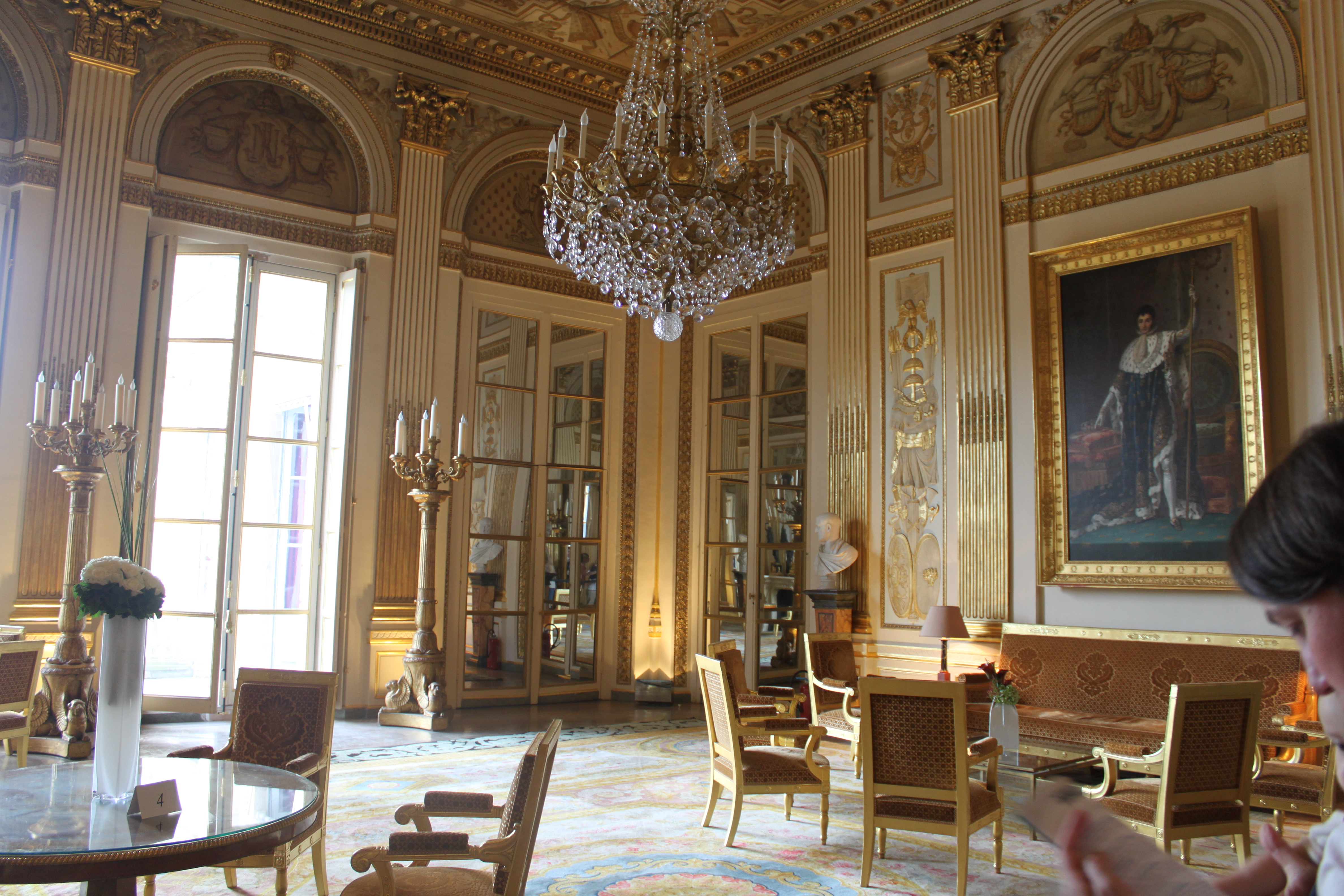 File minist re de la culture palais royal salon j r me jpg wikimedia commons - Salon de the palais royal ...