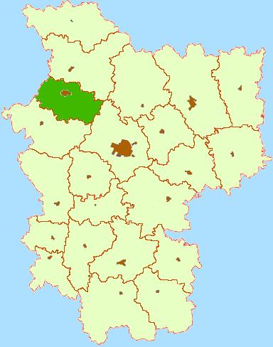 Maladzyechna District
