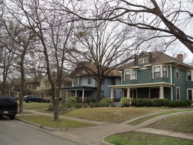 Munger Place Dallas,Texas <br><img src=